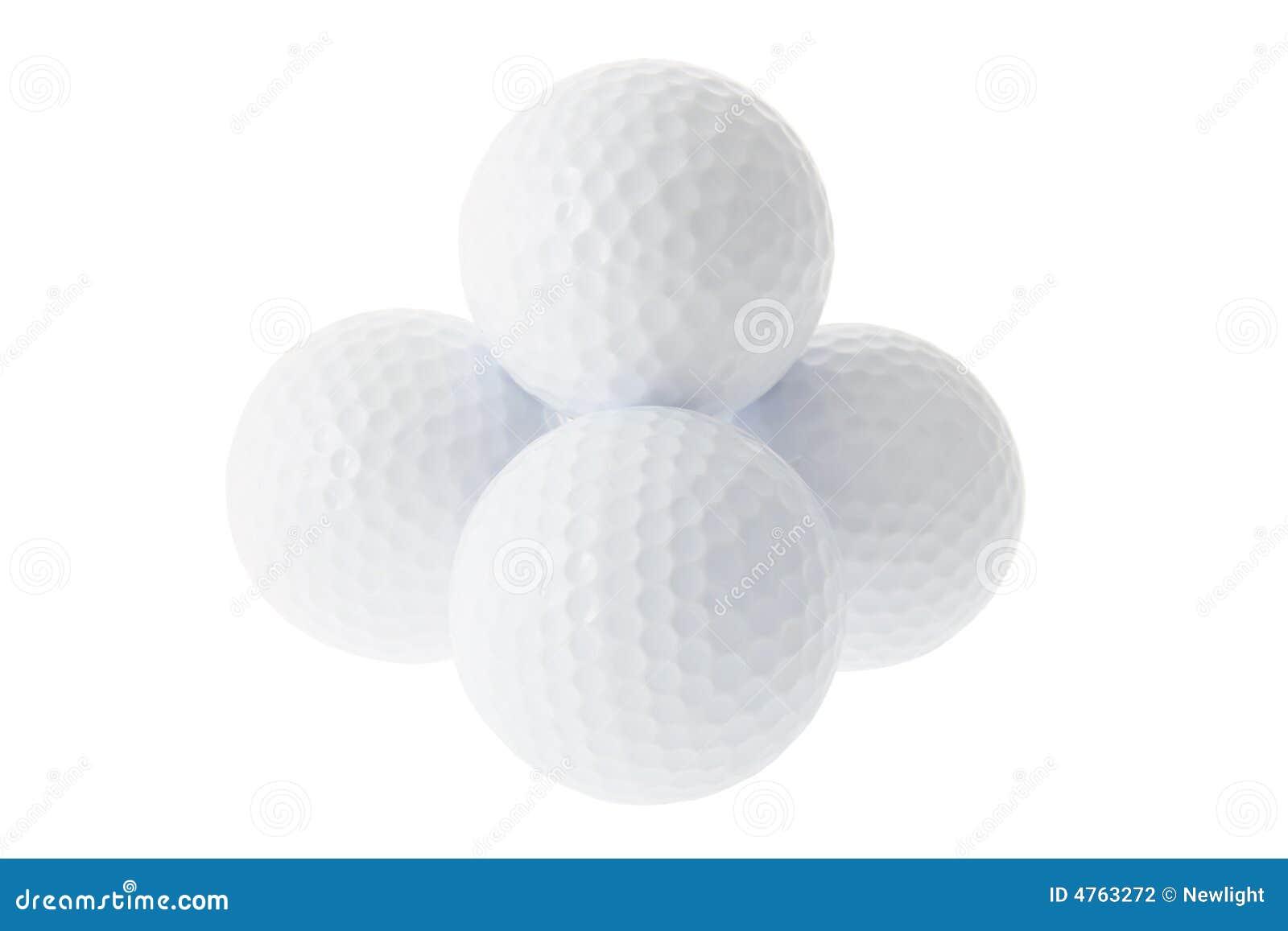 гольф шариков