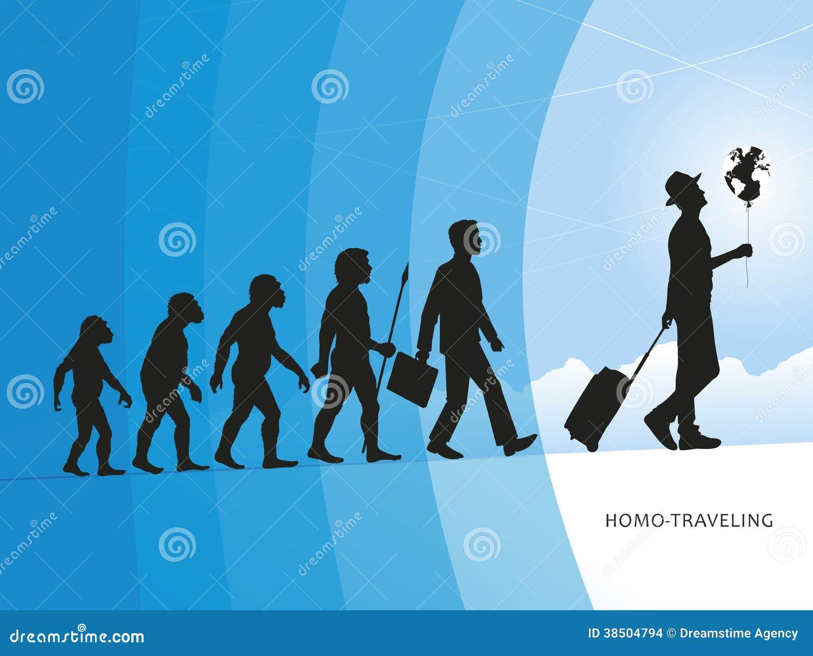 Гомо-путешествовать