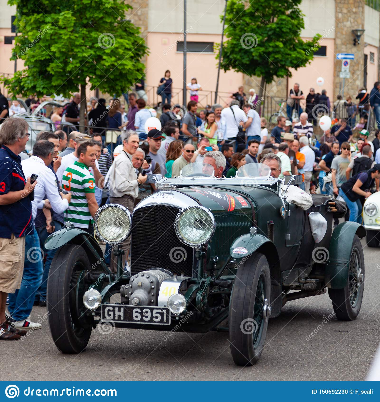 Гонка Mille Miglia