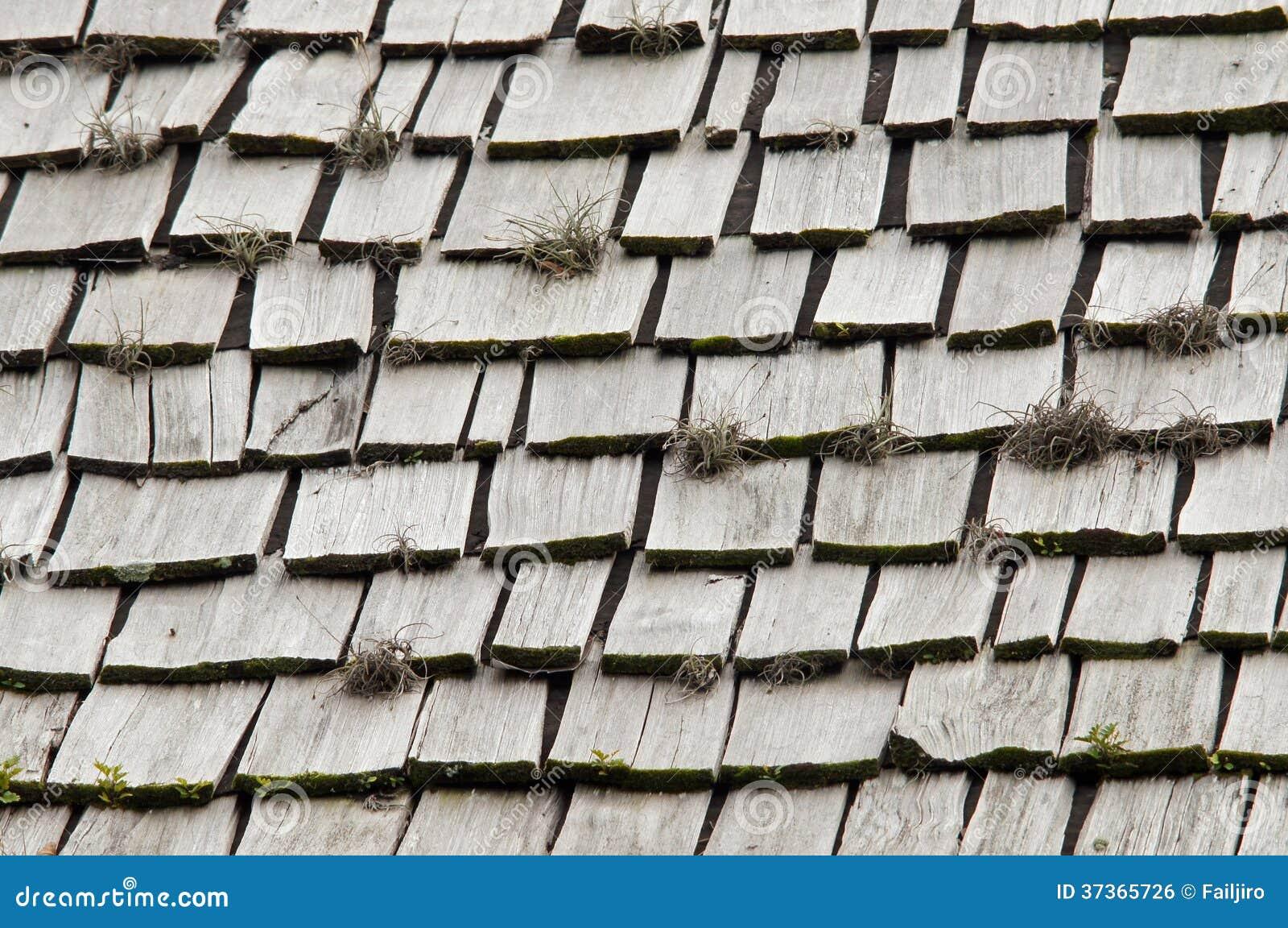 Гонт крыши