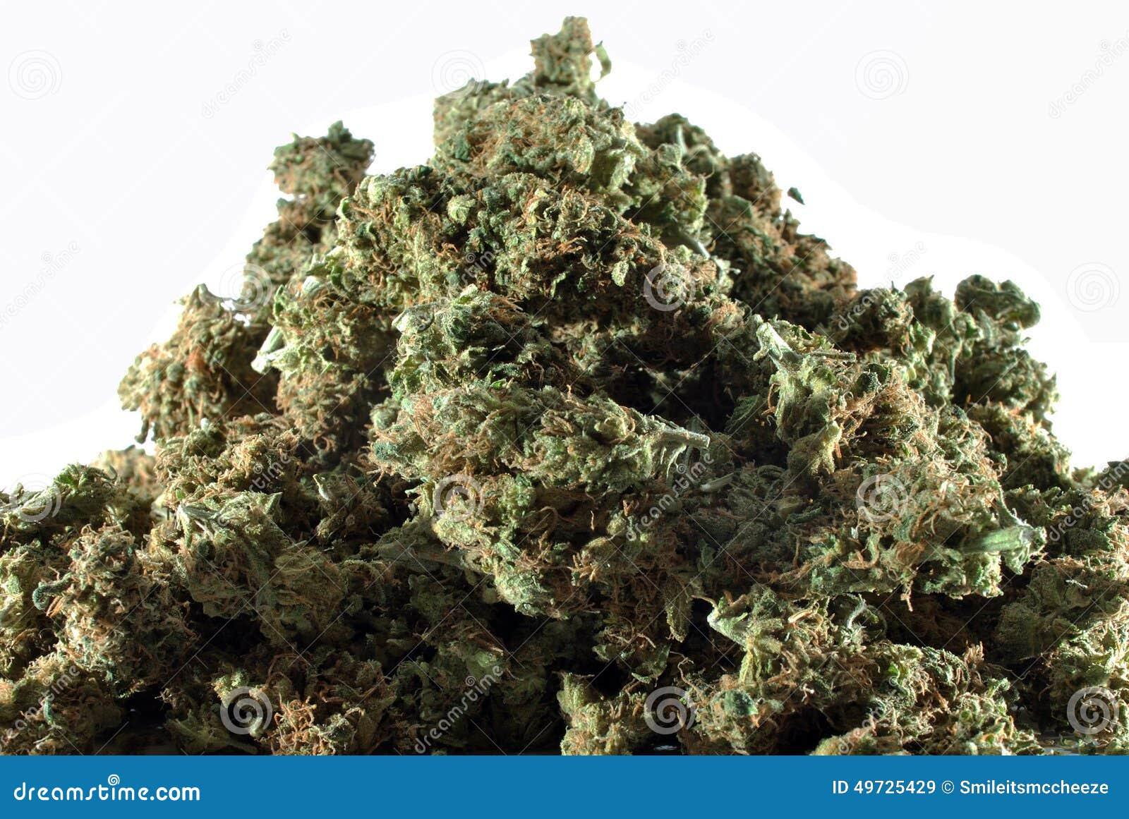 Гора марихуаны кекс на конопле
