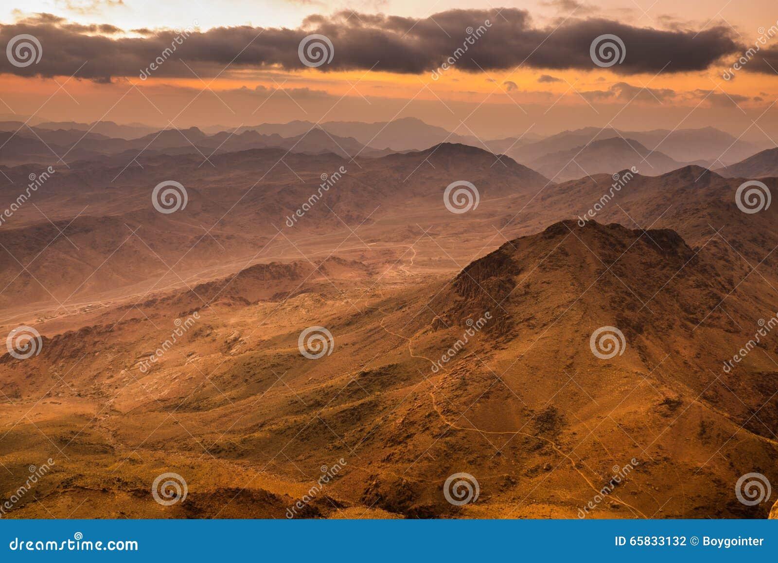 гора Синай Египет