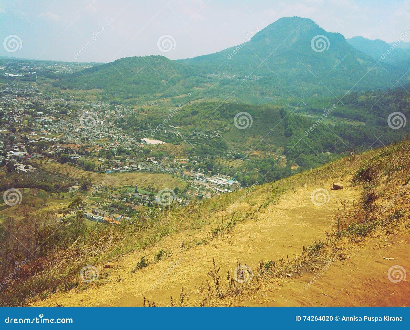 Гора Banyak Batu, Индонезии