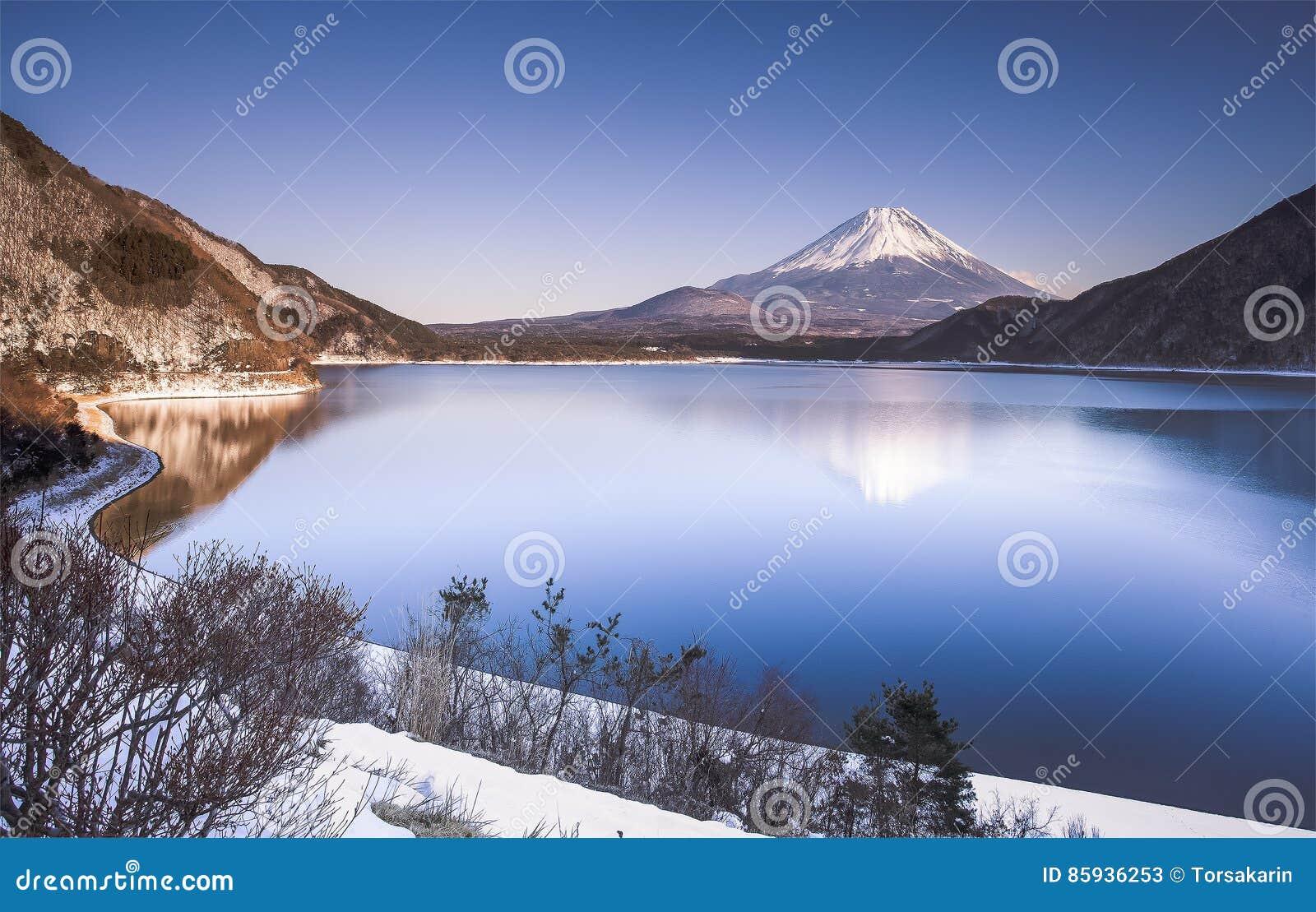гора fuji