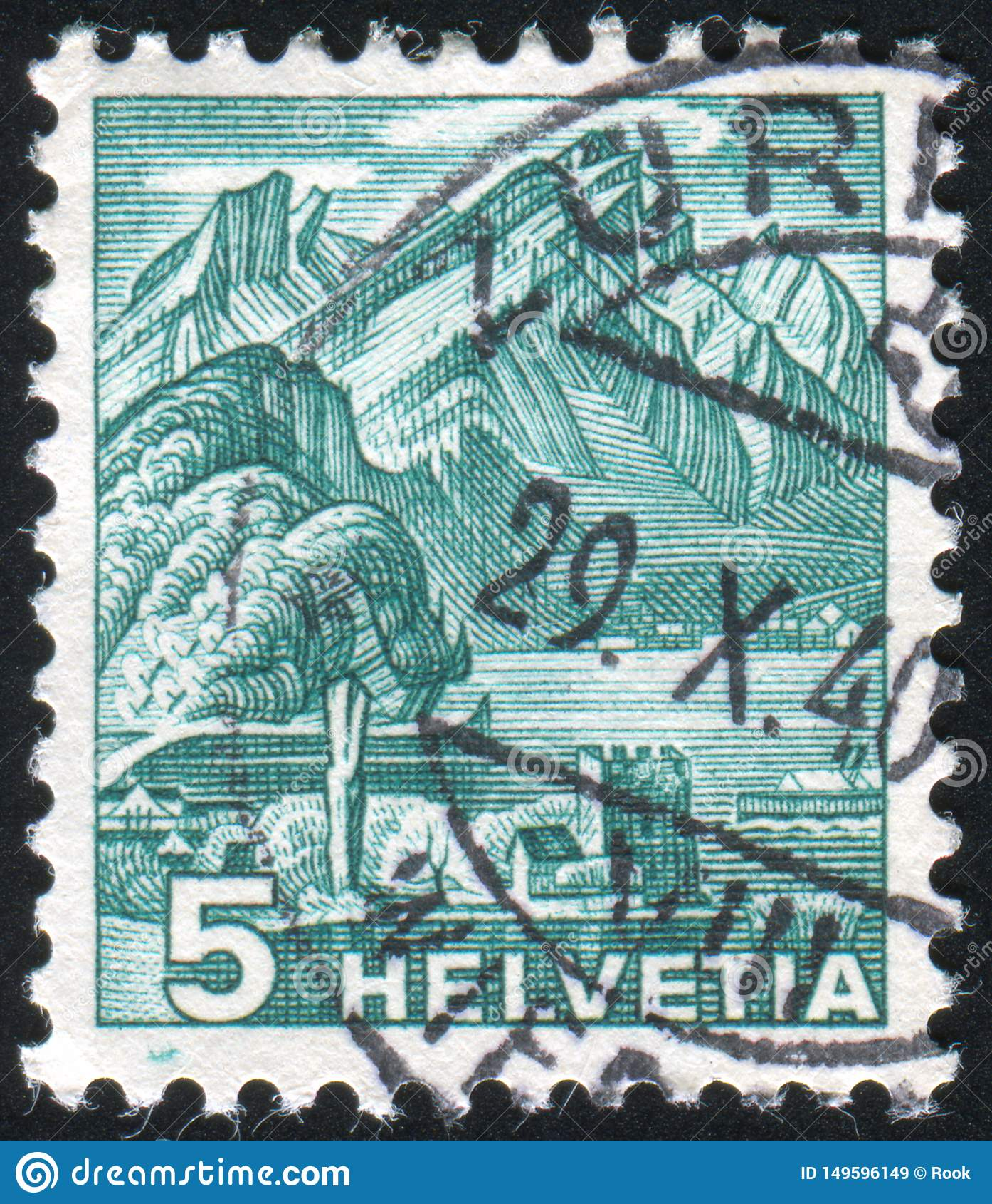Гора Pilatus