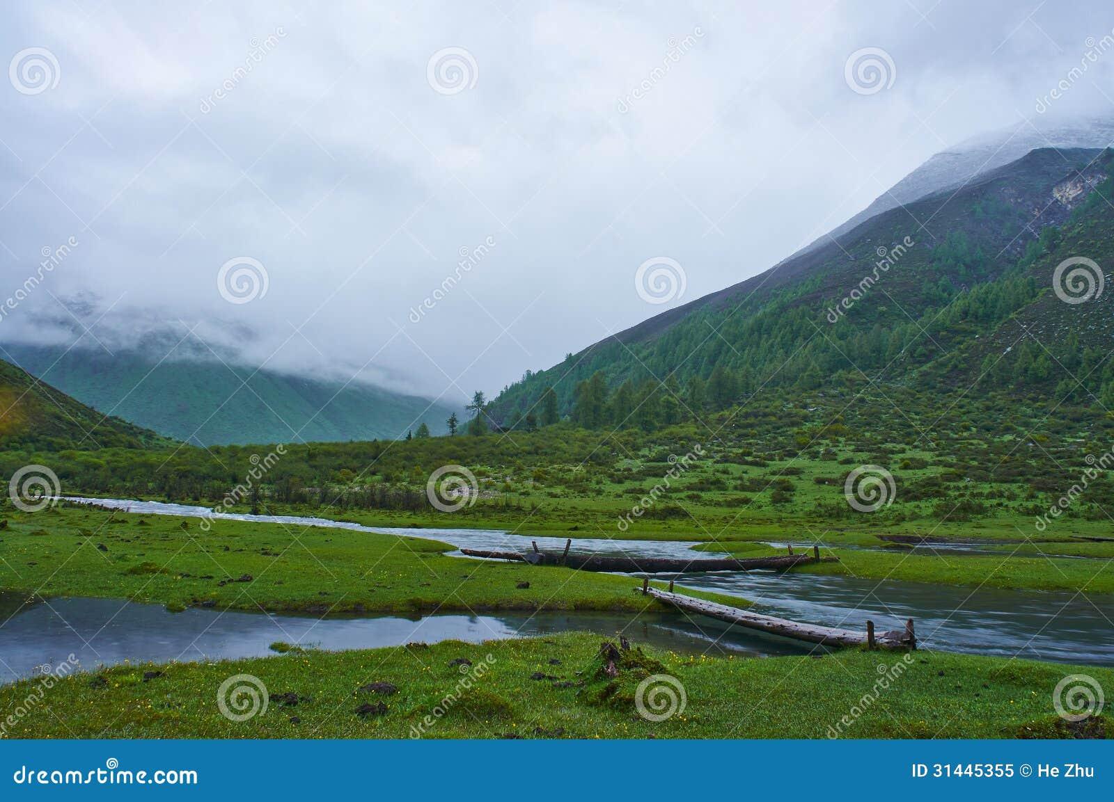 Гора Siguniang