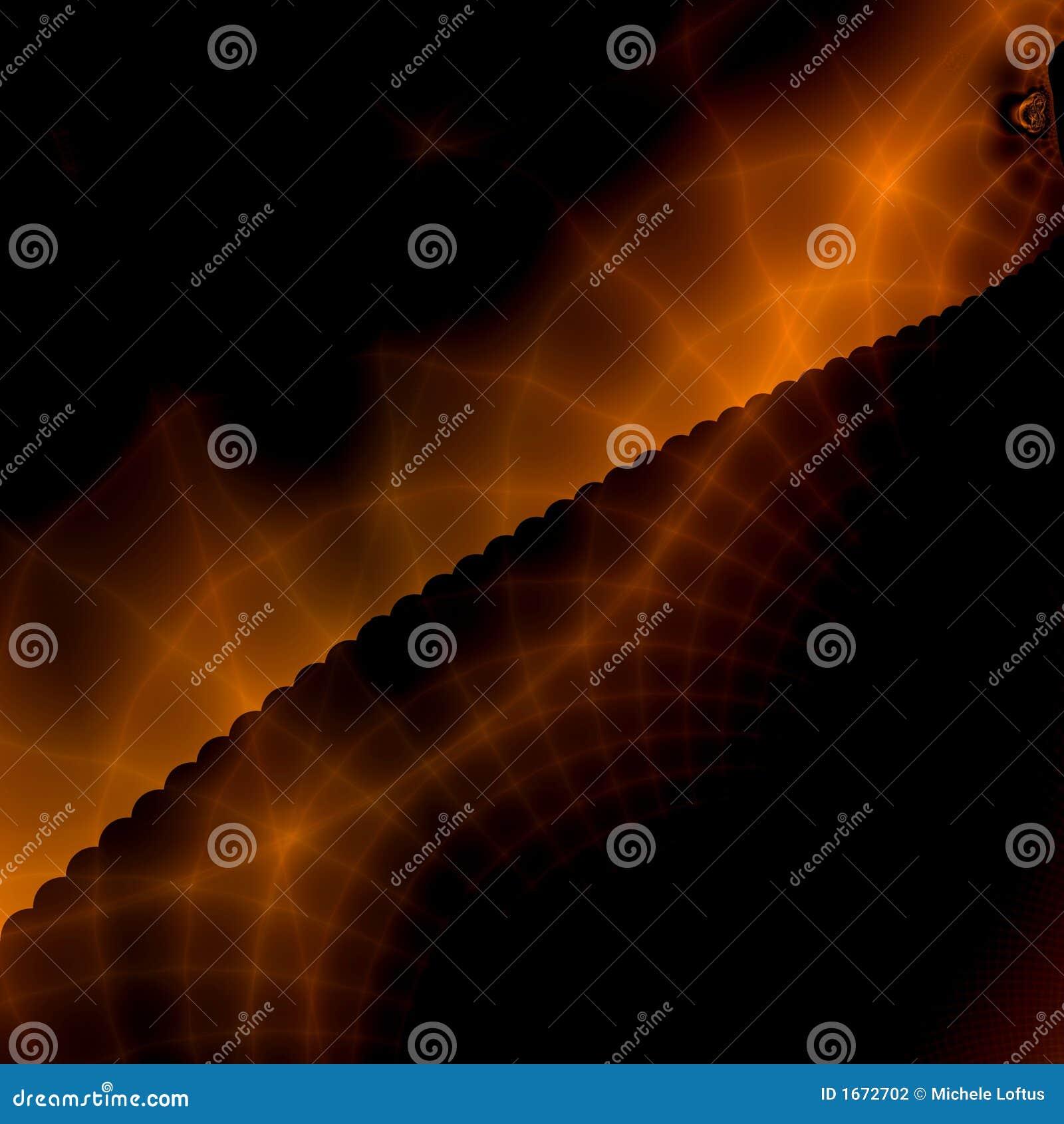 горизонт абстрактной предпосылки пламенистый