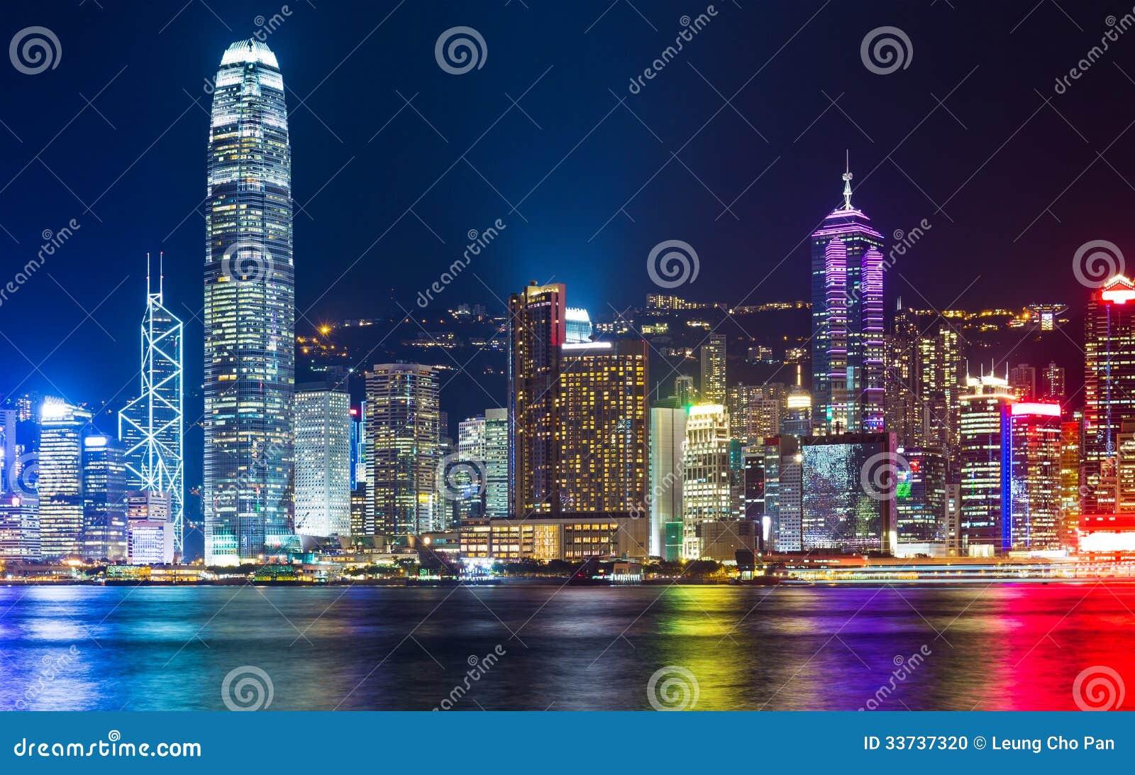 Горизонт Гонконга
