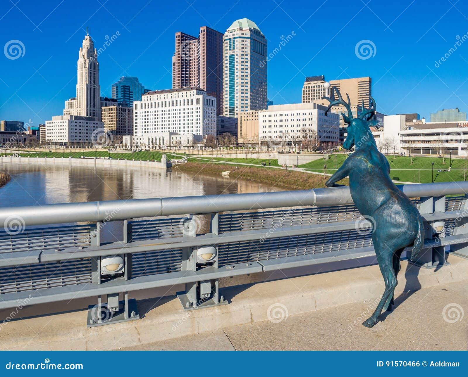 Горизонт Колумбуса Огайо