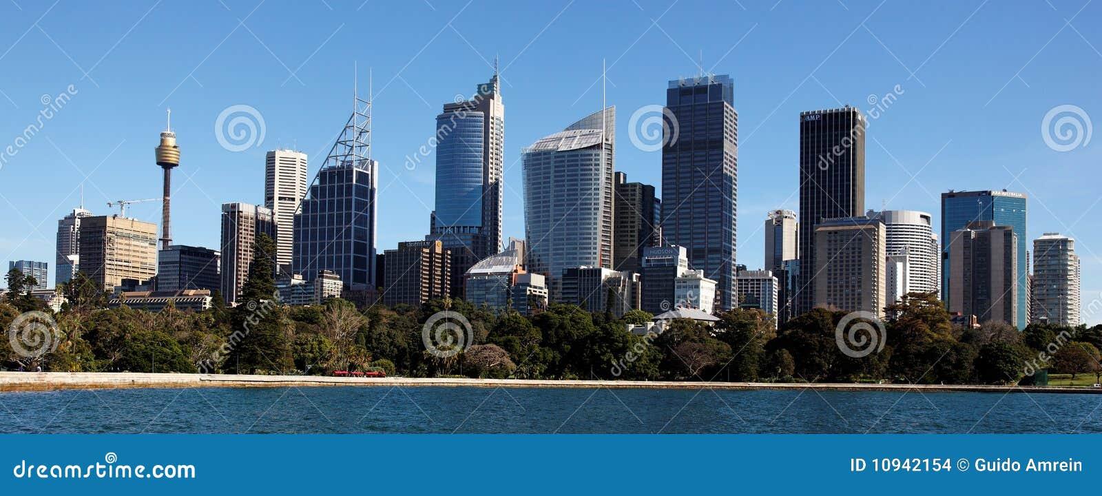горизонт Сидней