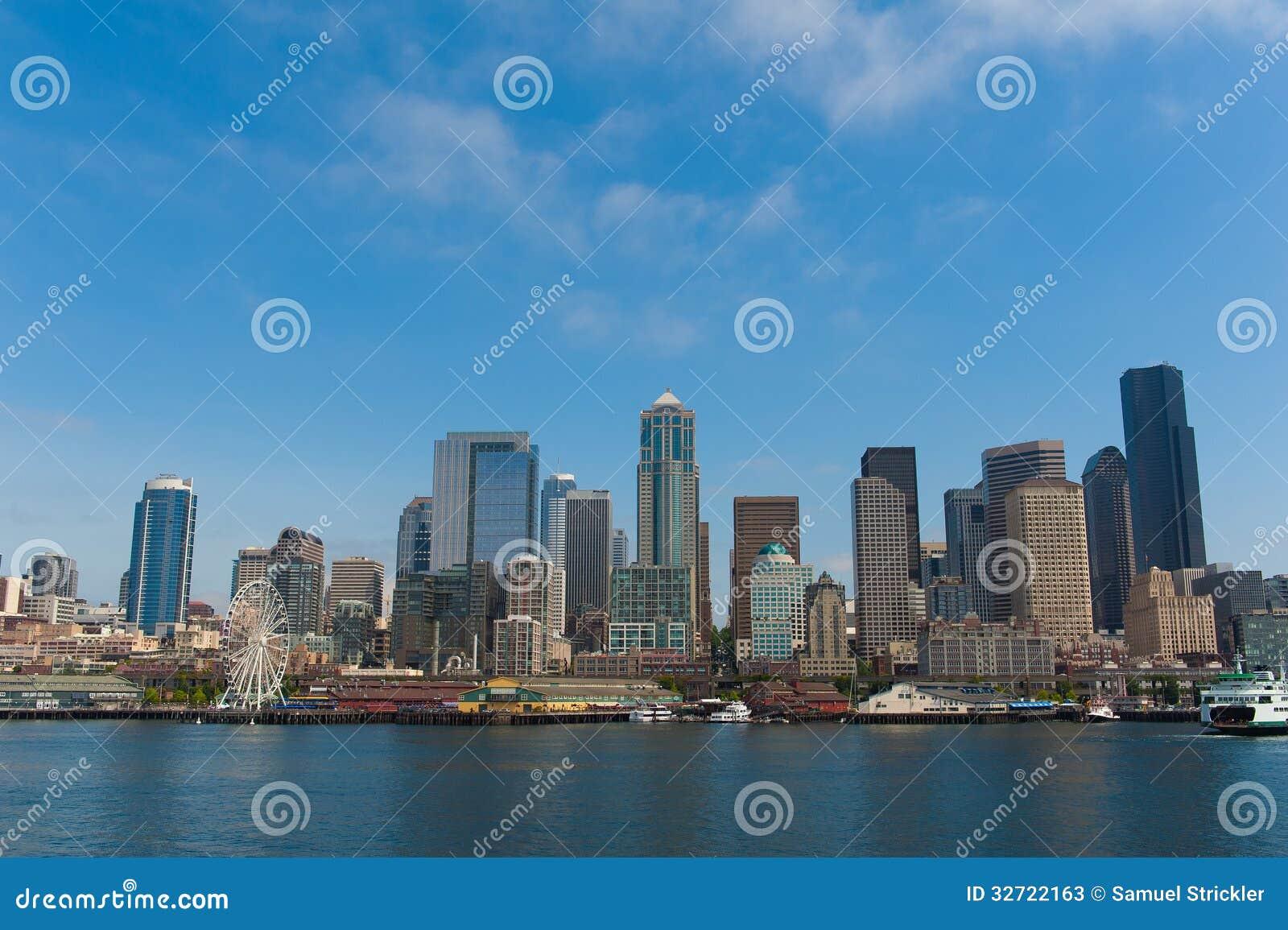 Горизонт Сиэтл