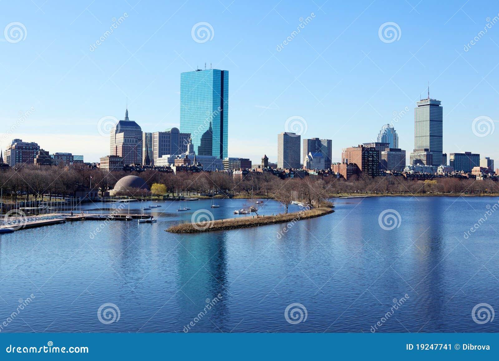 горизонт boston