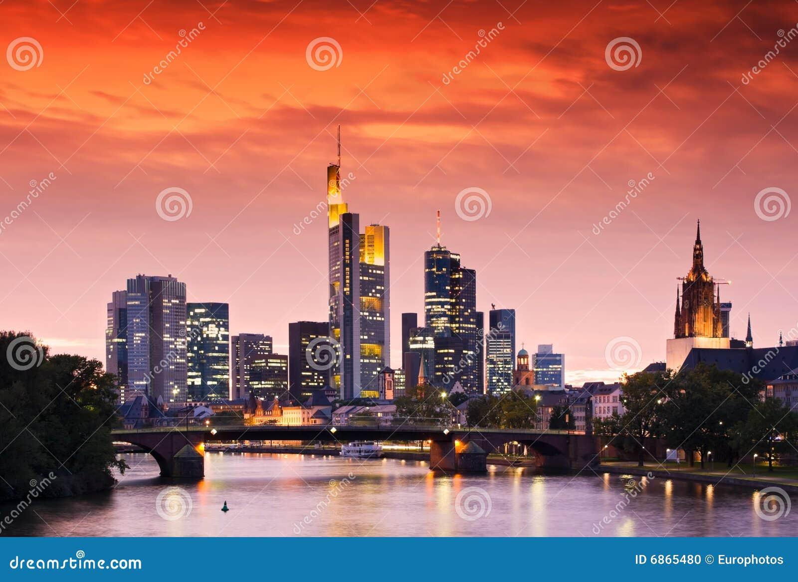 горизонт frankfurt