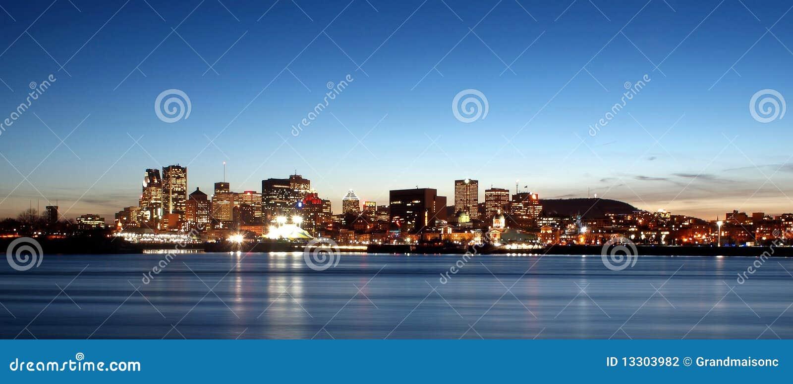 горизонт montreal