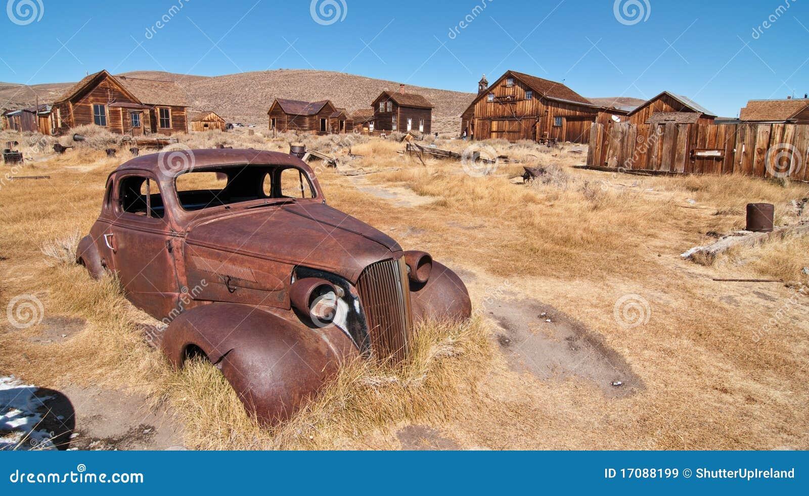 городок добычи золота америки на запад одичалый