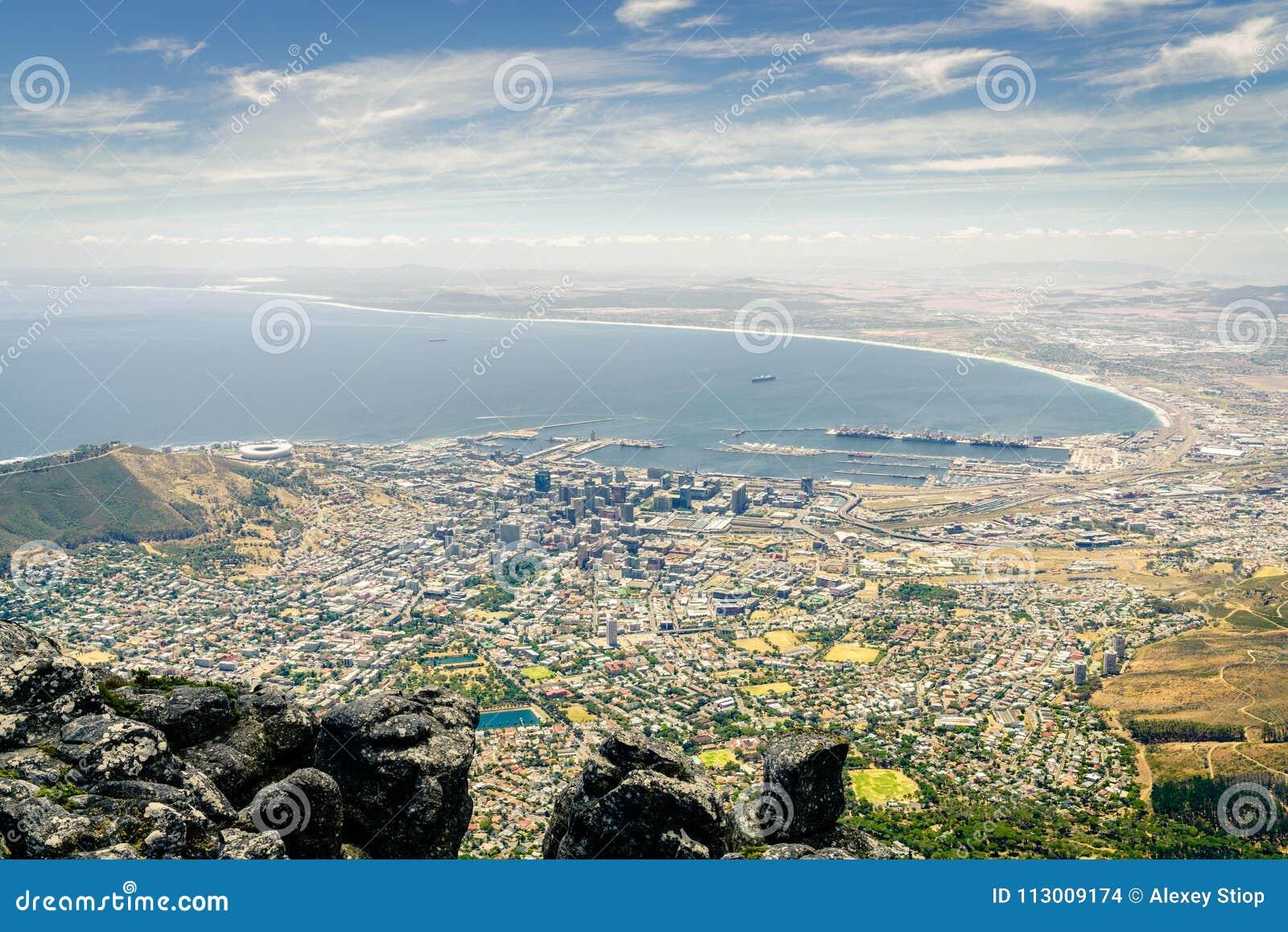 городок плащи-накидк Африки южный