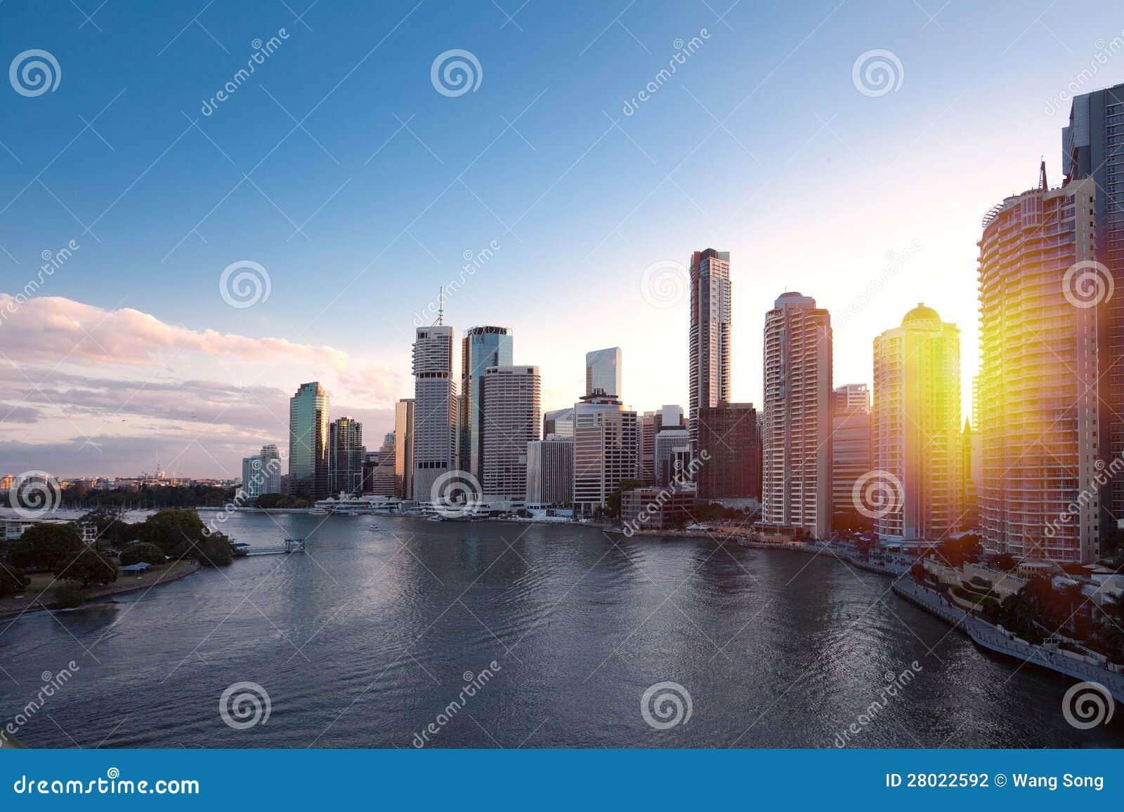 Город Брисбена