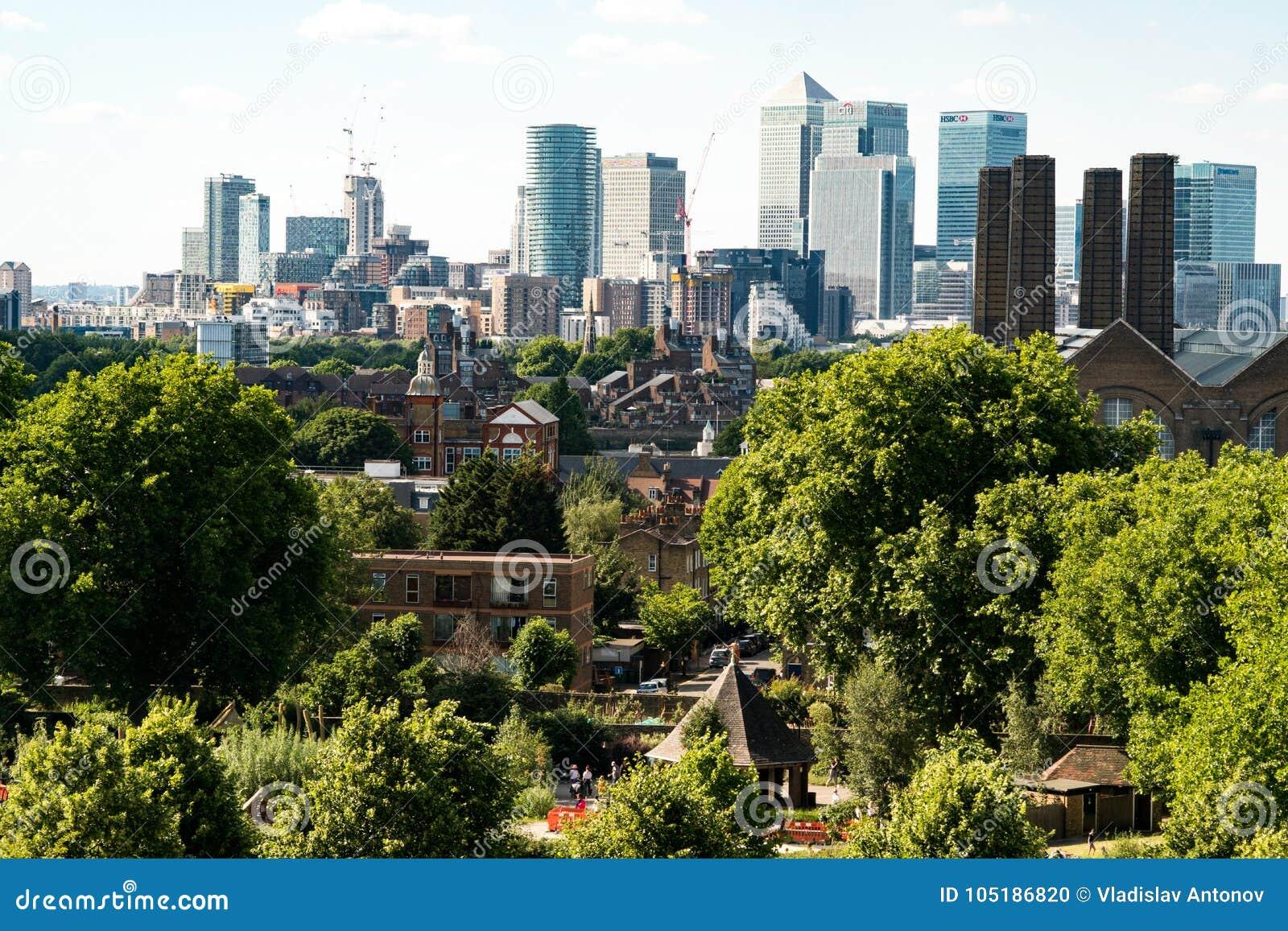 Город Лондона