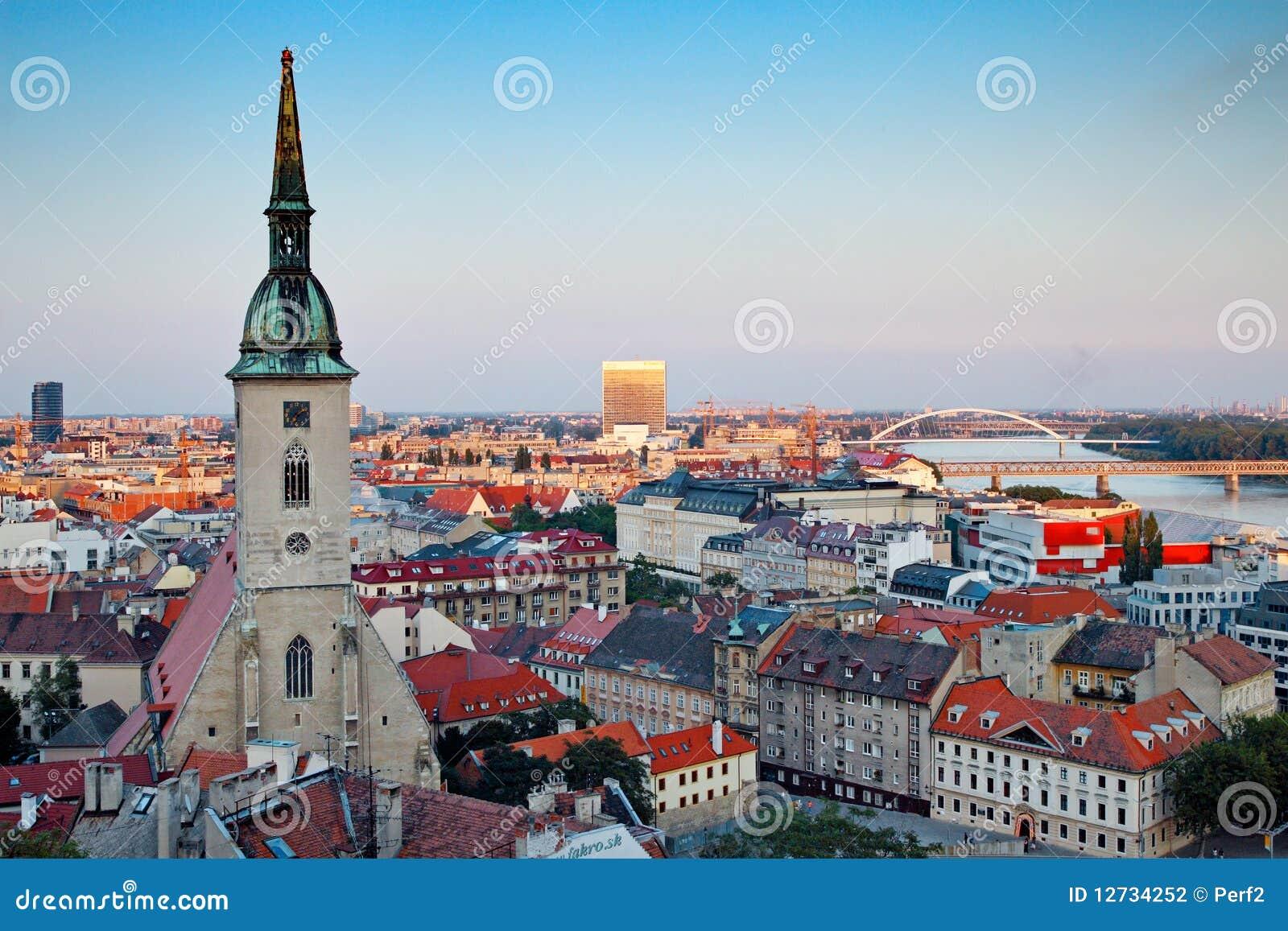 город bratislava