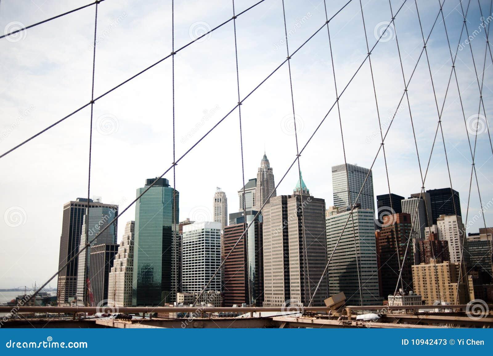 город manhattan New York