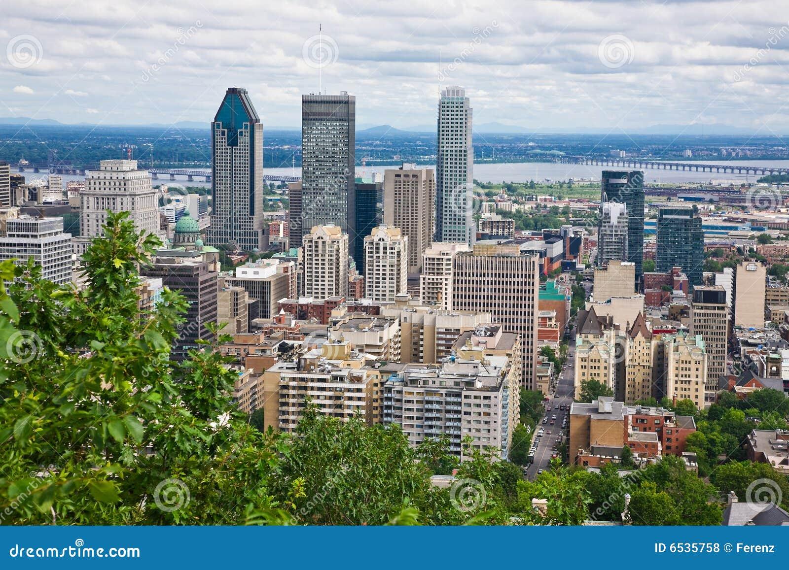 город montreal