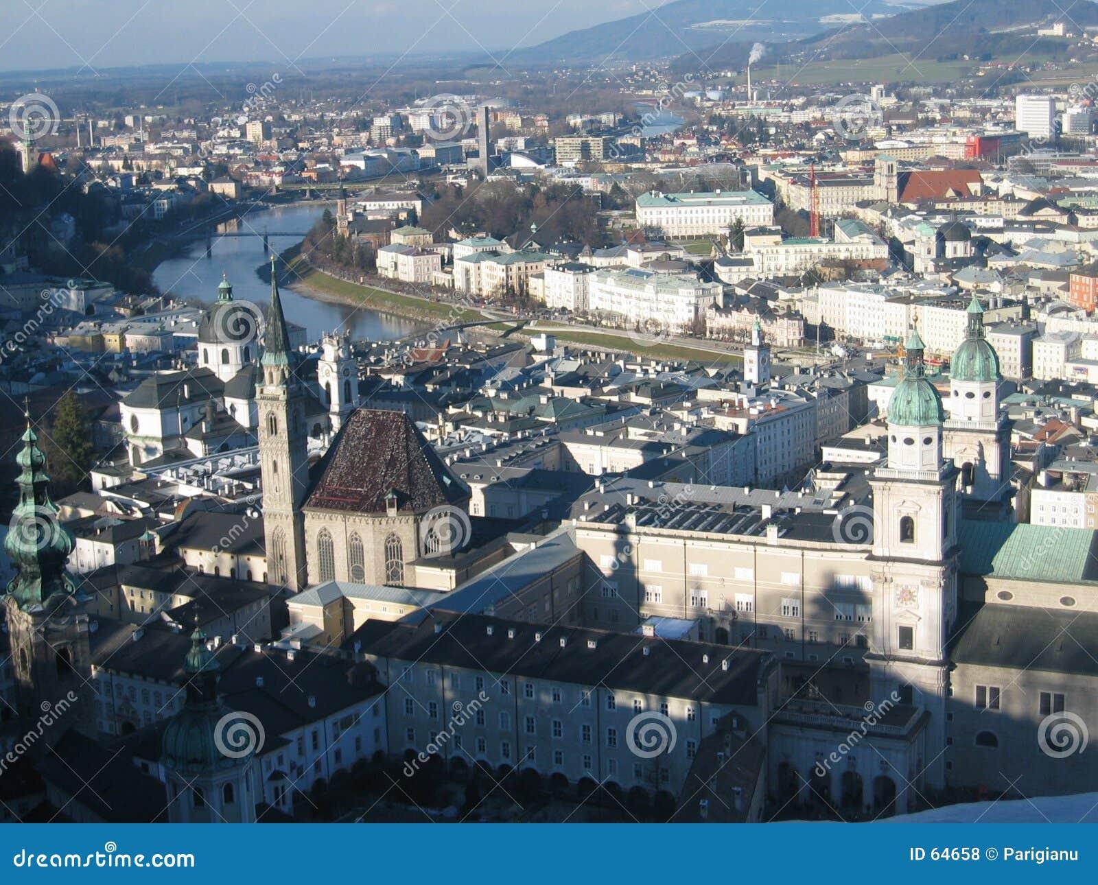 город salzburg