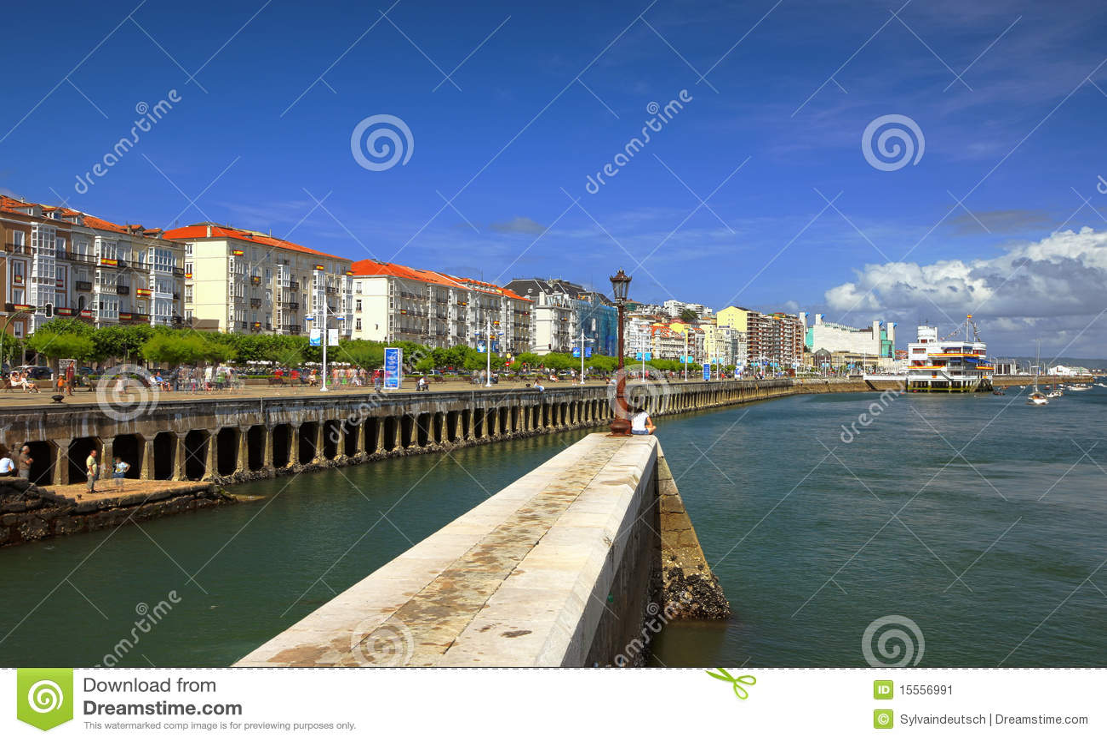 город santander Испания