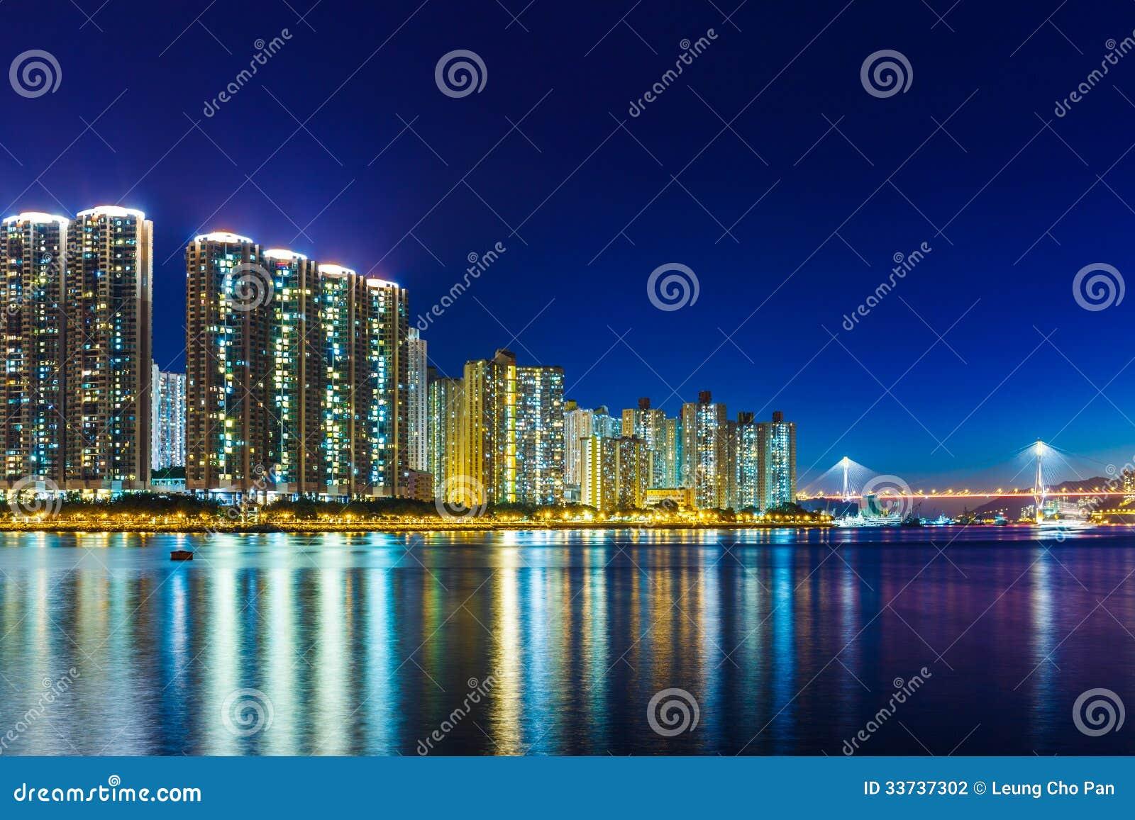 Город в Гонконге
