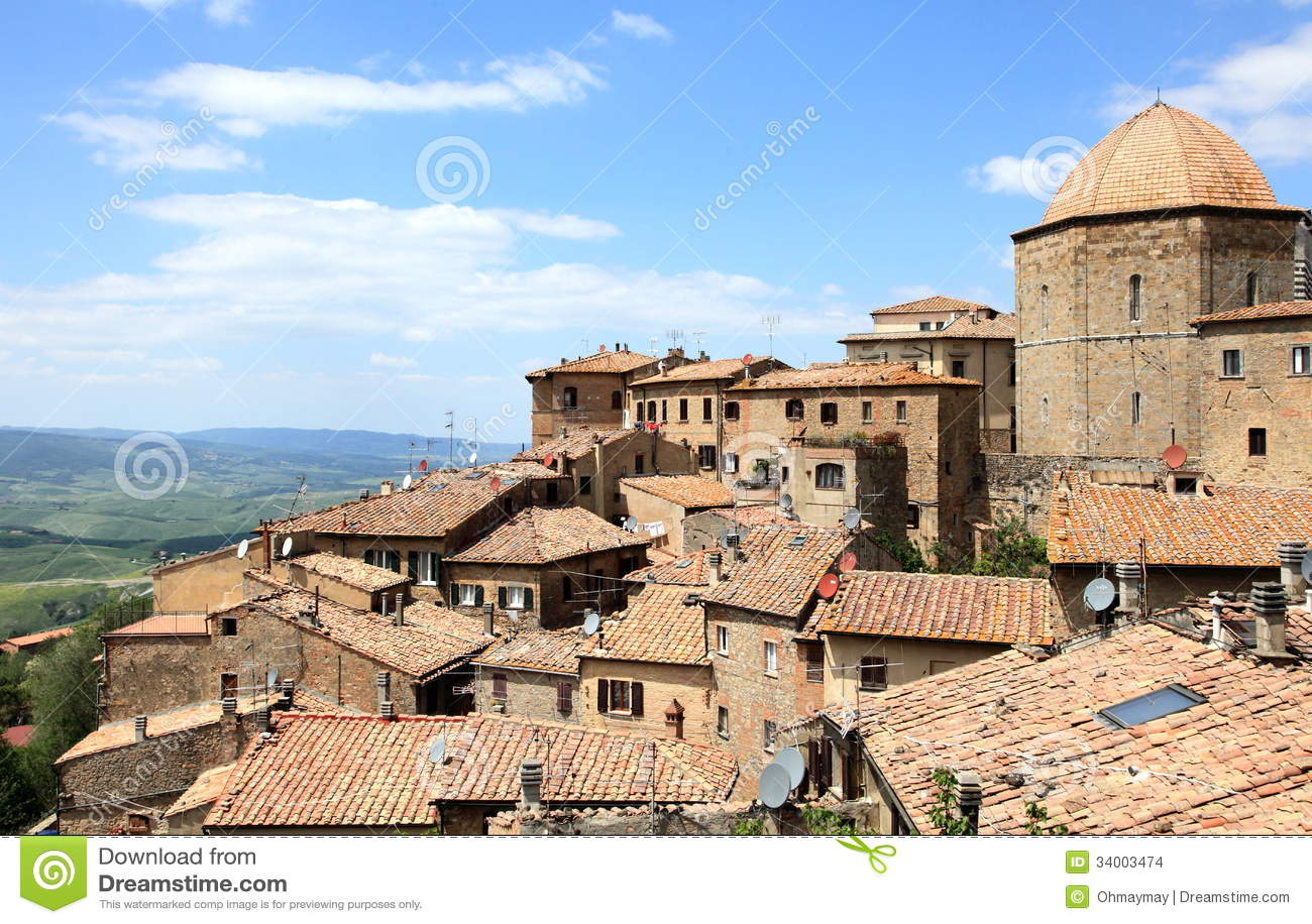 stad i toscana