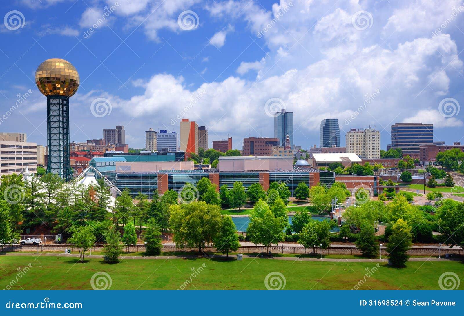 Городское Ноксвилл