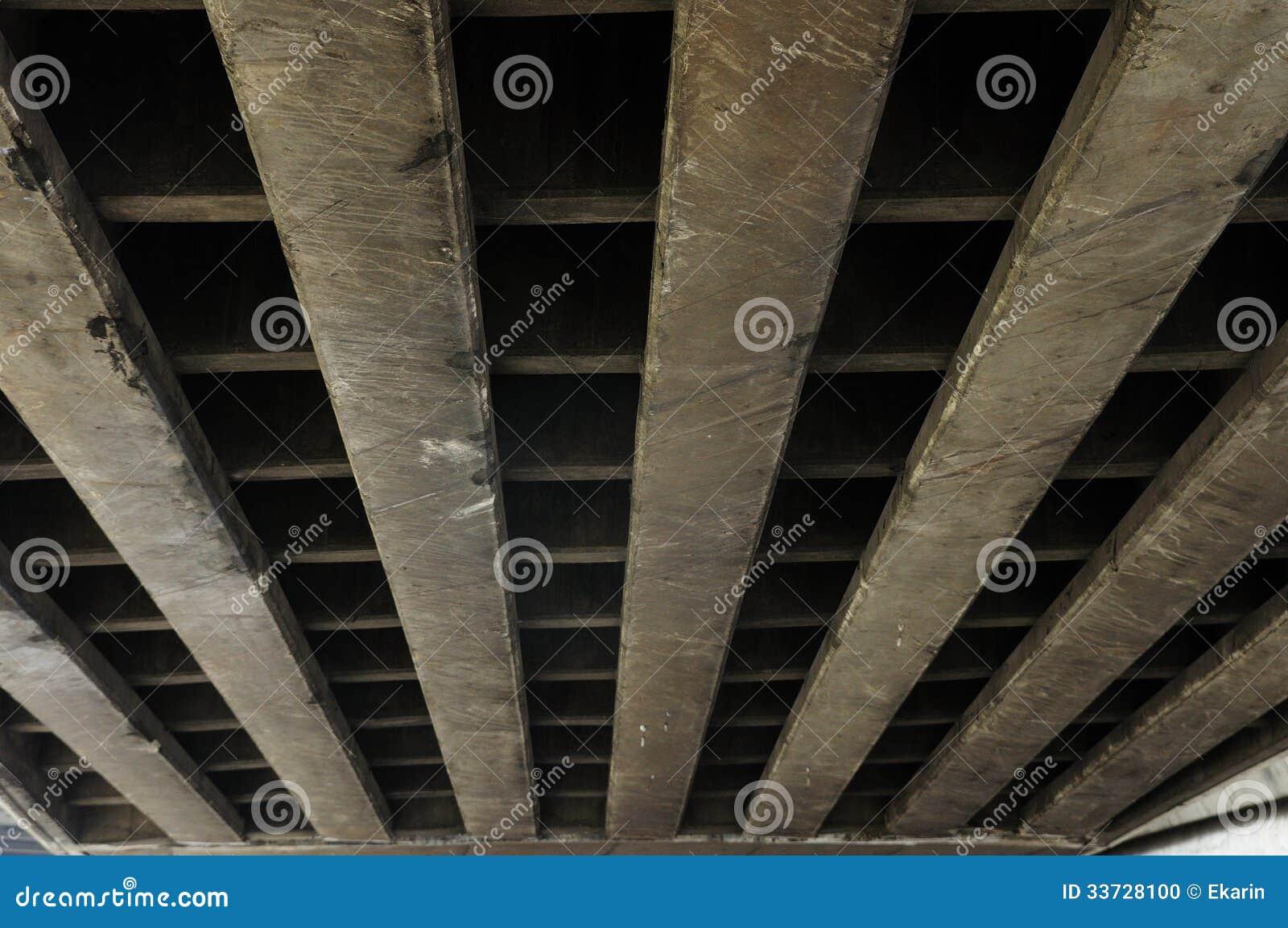 Городской взгляд: под конкретным мостом