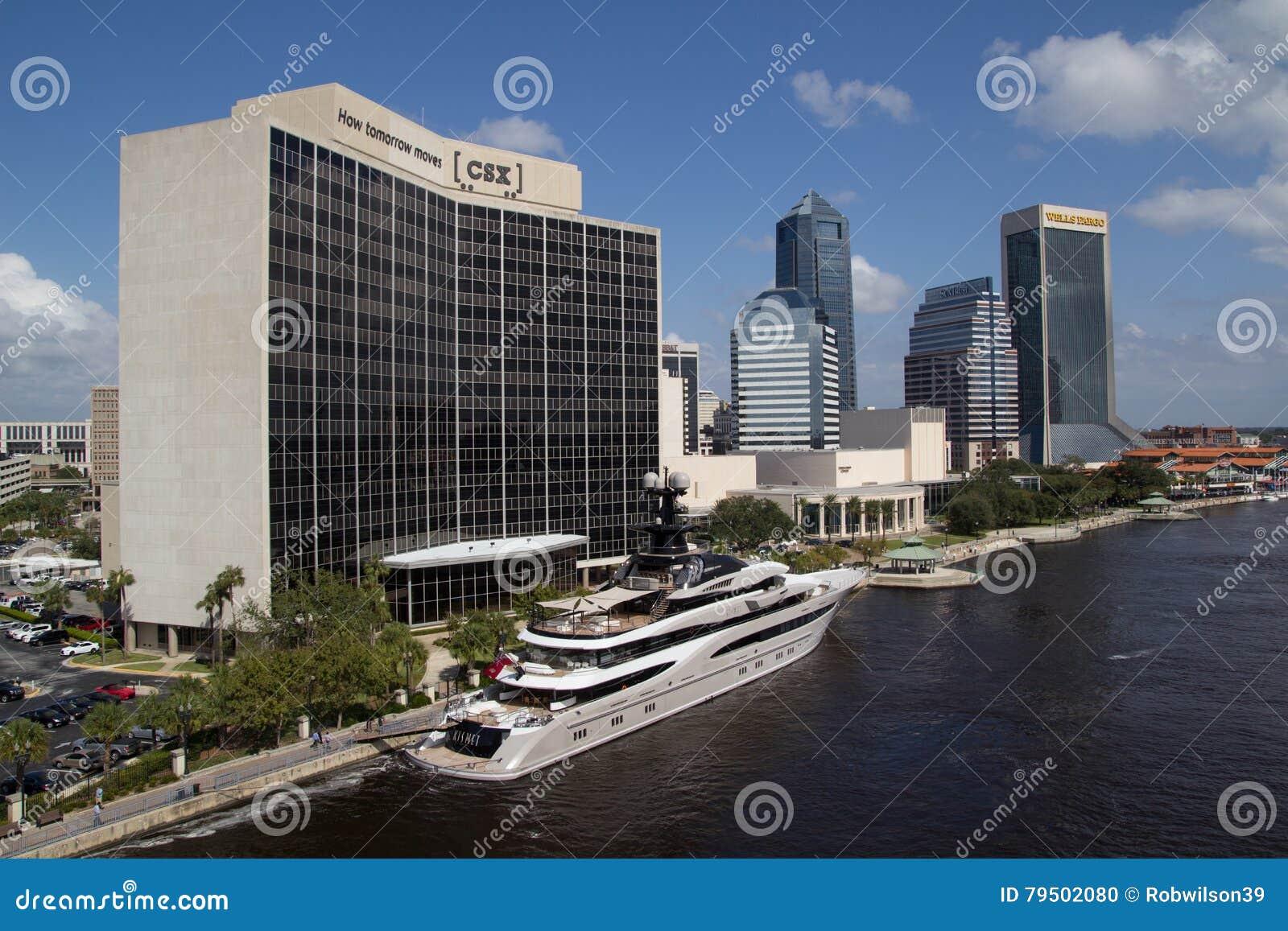 Городской Джексонвилл, Флорида