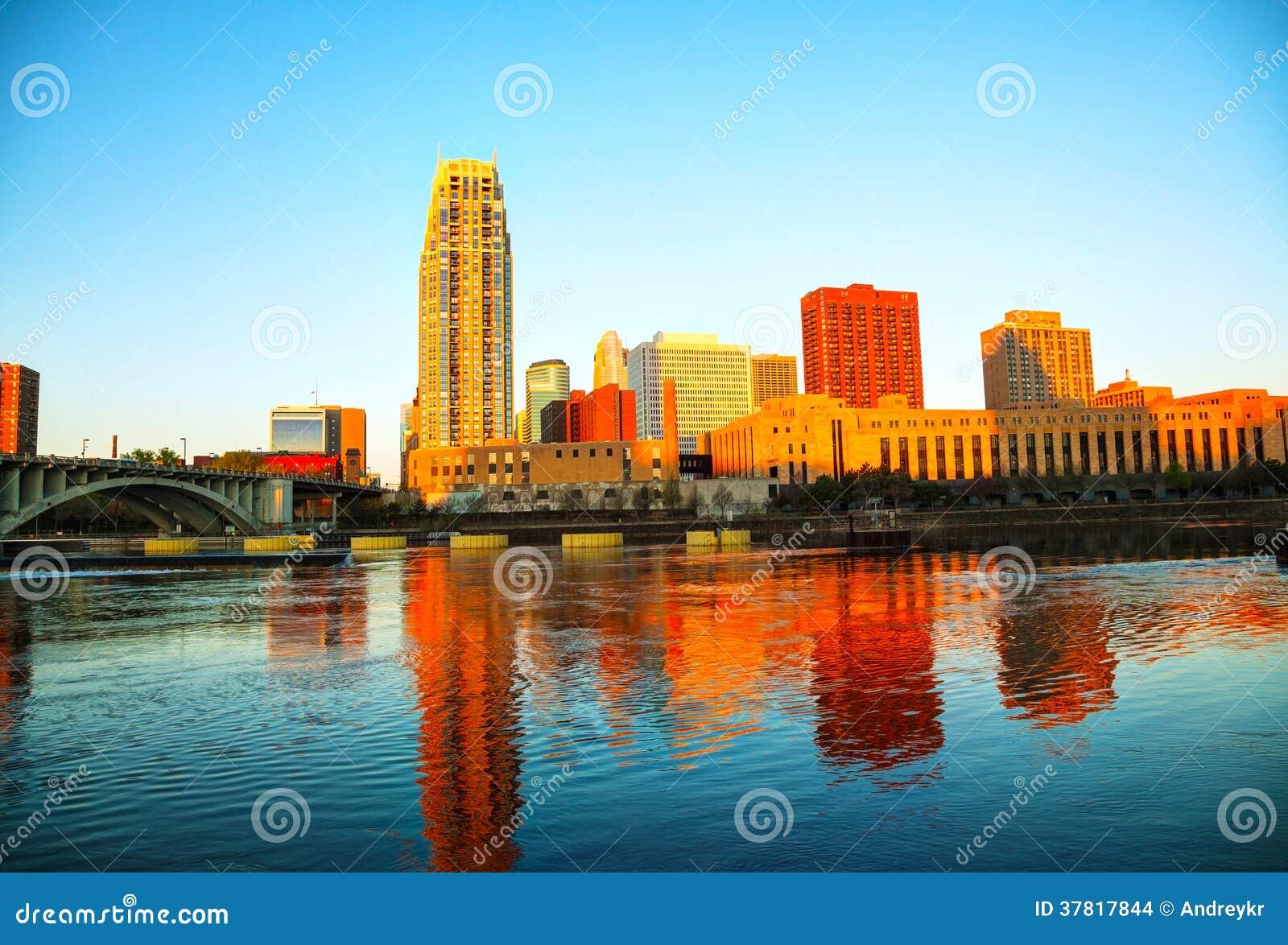 Городской Миннеаполис, Минесота