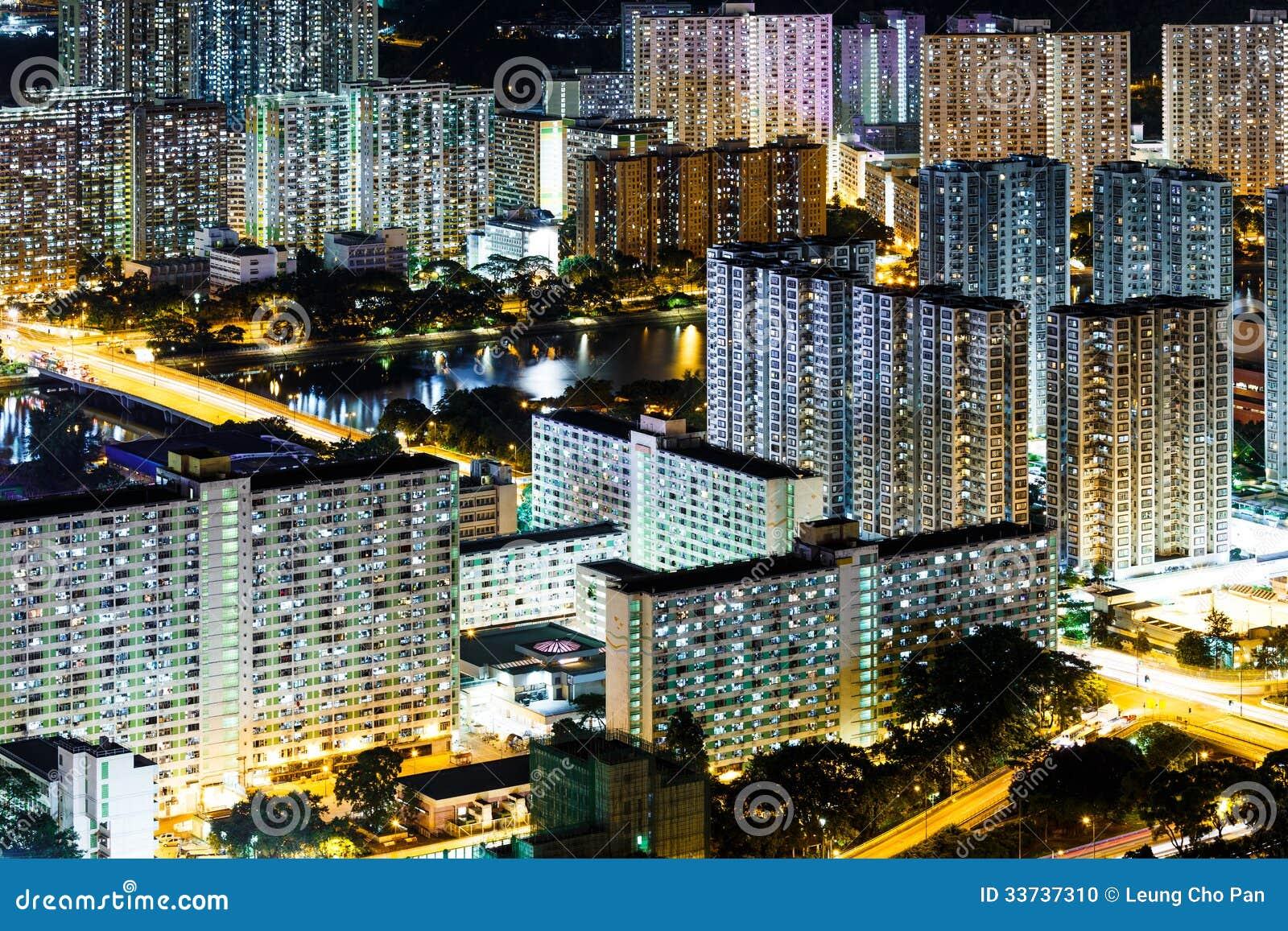 Городской район в Гонконге