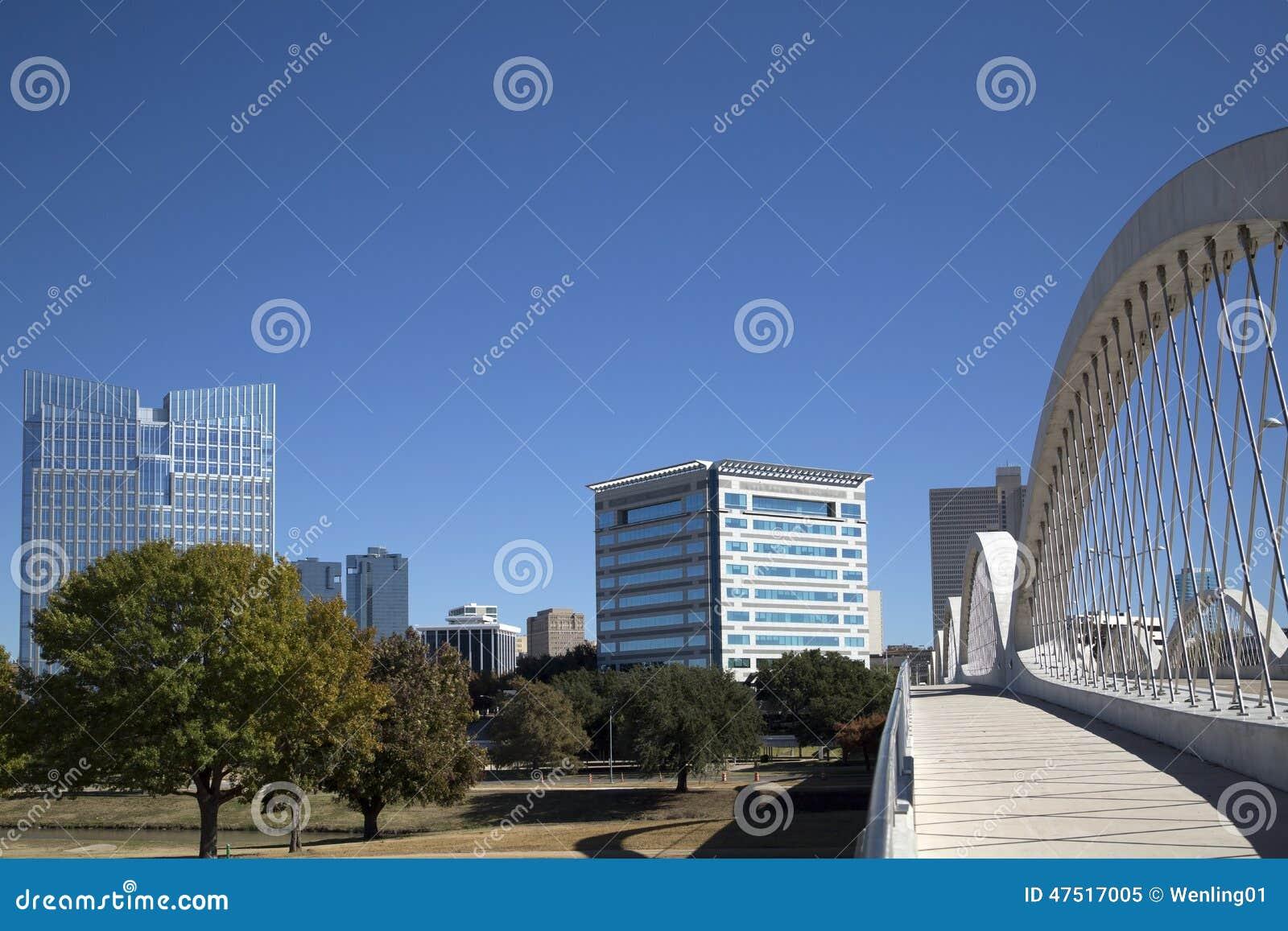 Город Fort Worth TX