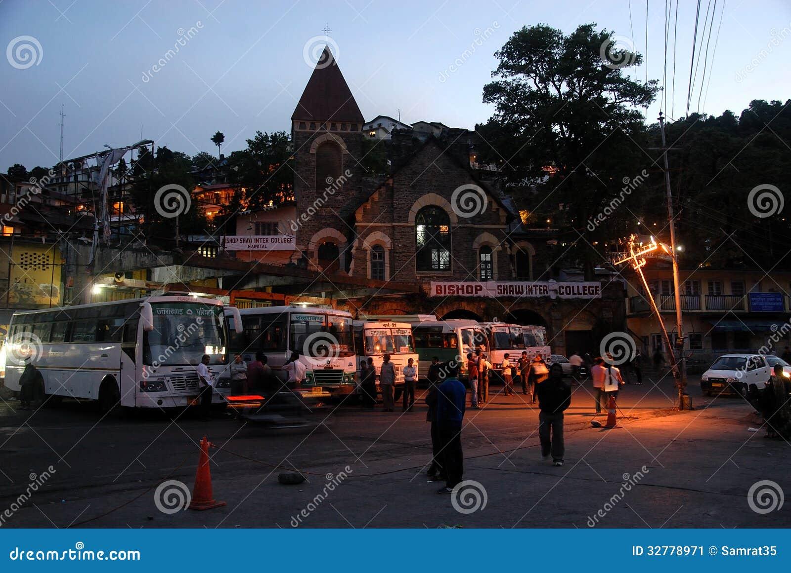 Город Nainital