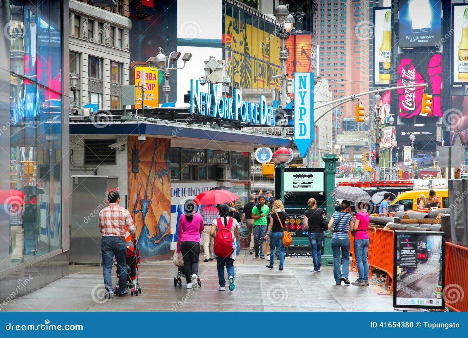 город New York