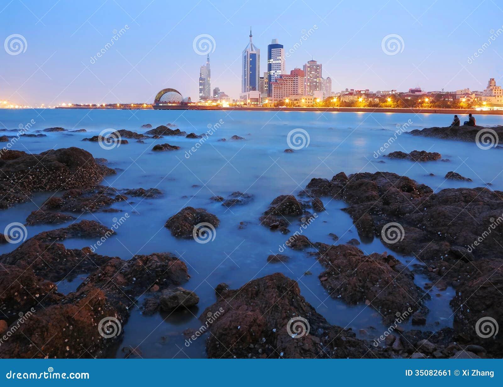 Город Qingdao