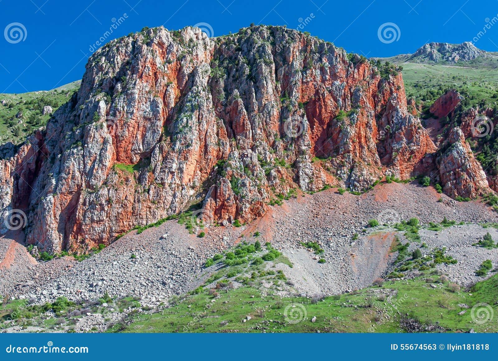 горы фото армения
