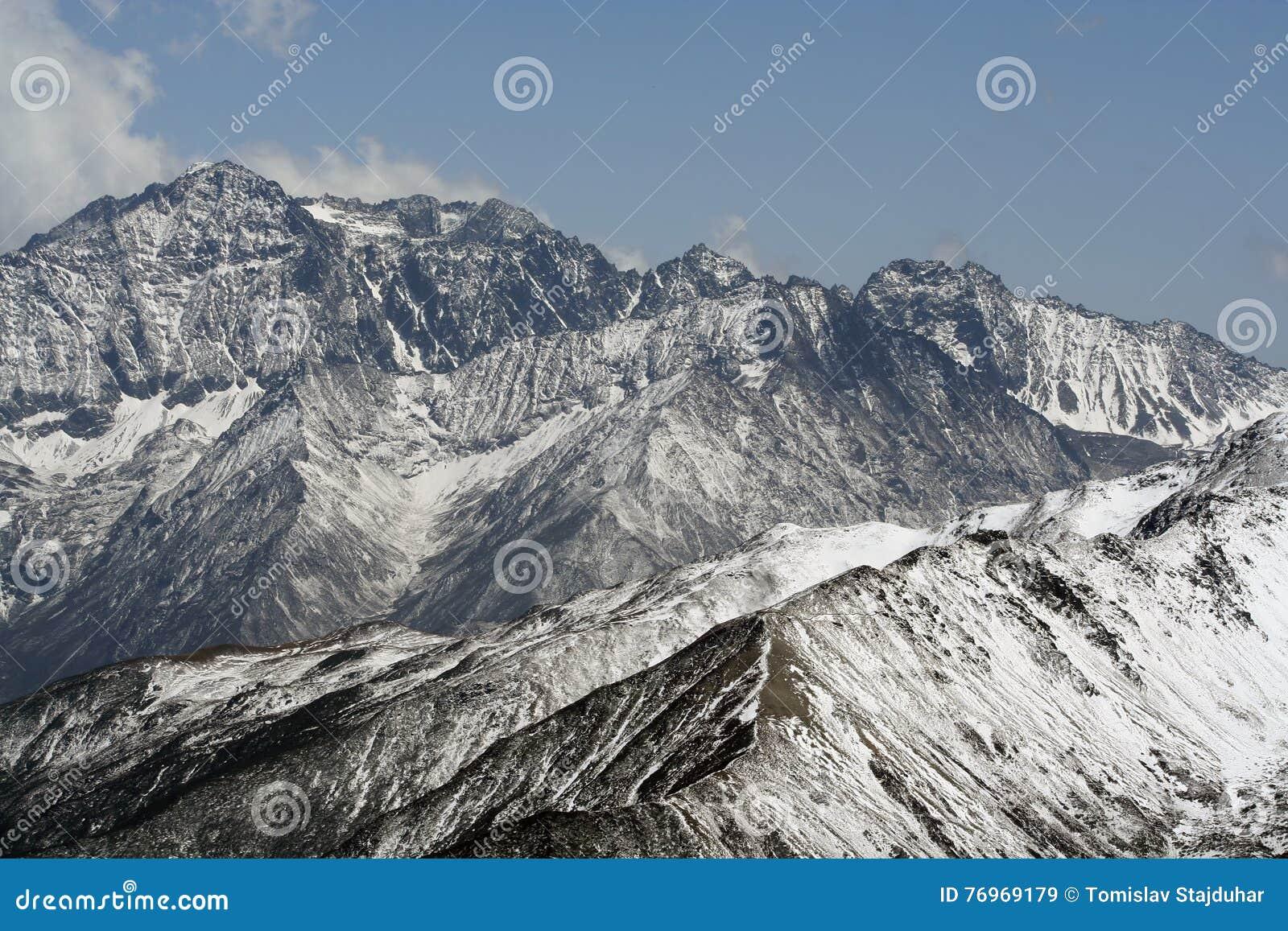 Горы западного Тибета
