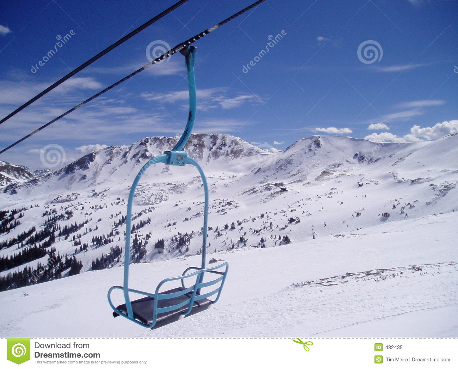 горы стула