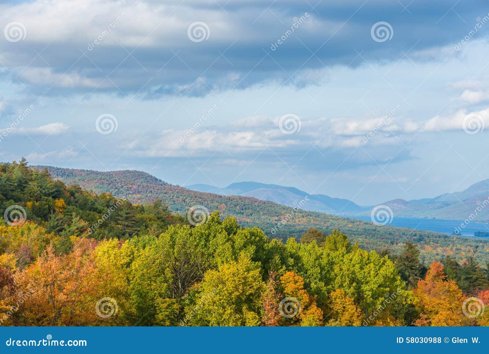 Горы Adirondack