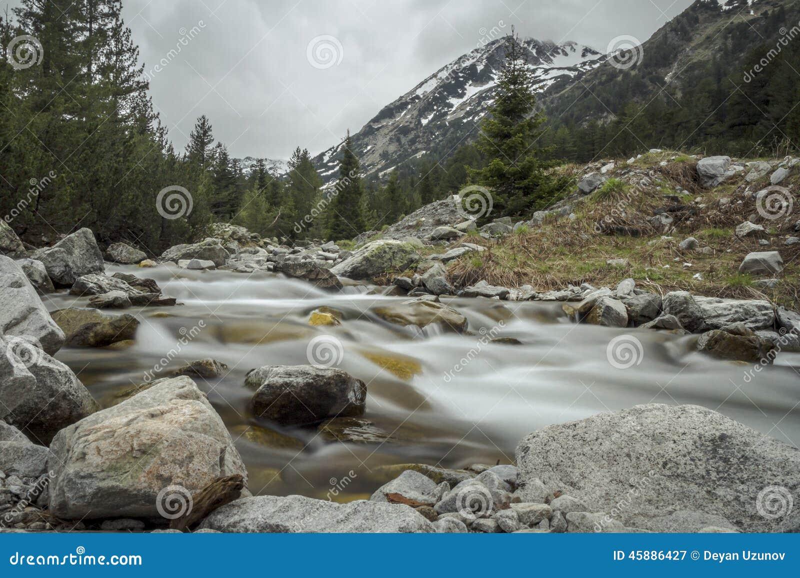 Горы Pirin