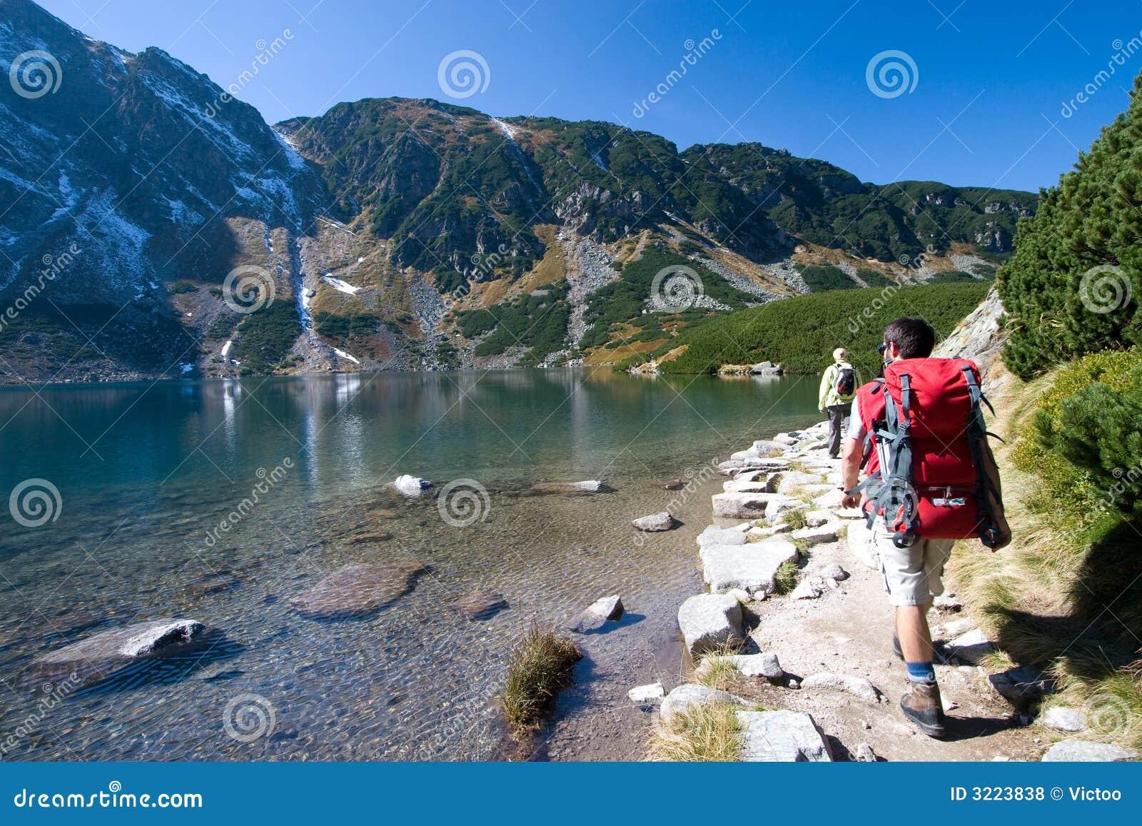 горы trekking