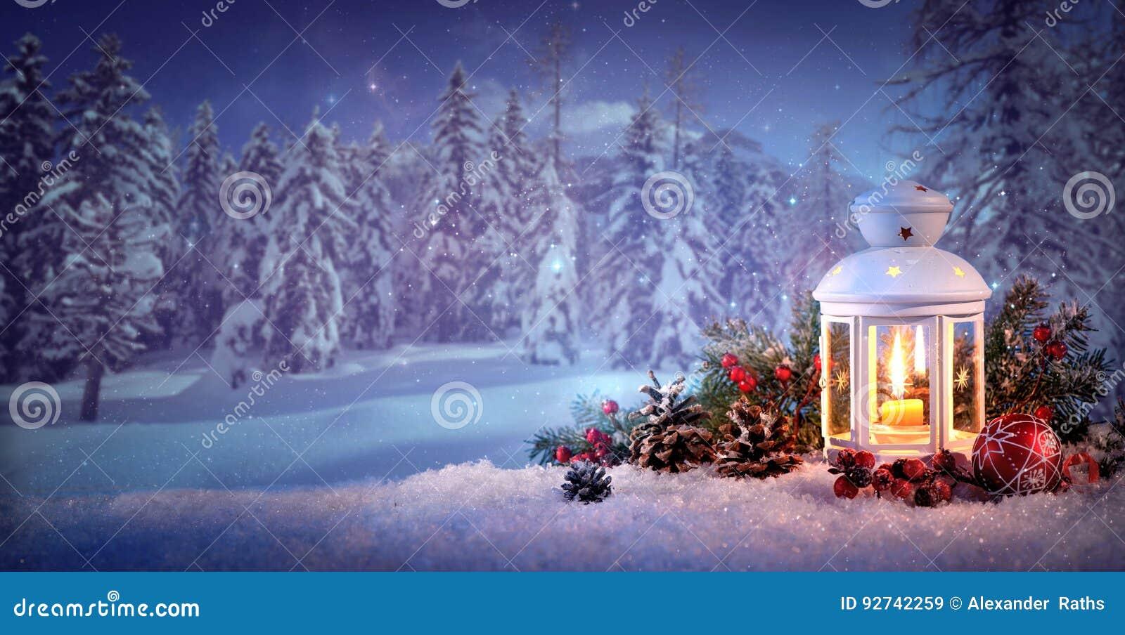 горящий снежок фонарика