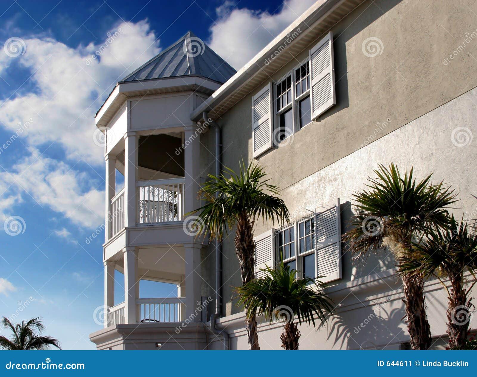 Download гостиница florida стоковое изображение. изображение насчитывающей туризм - 644611