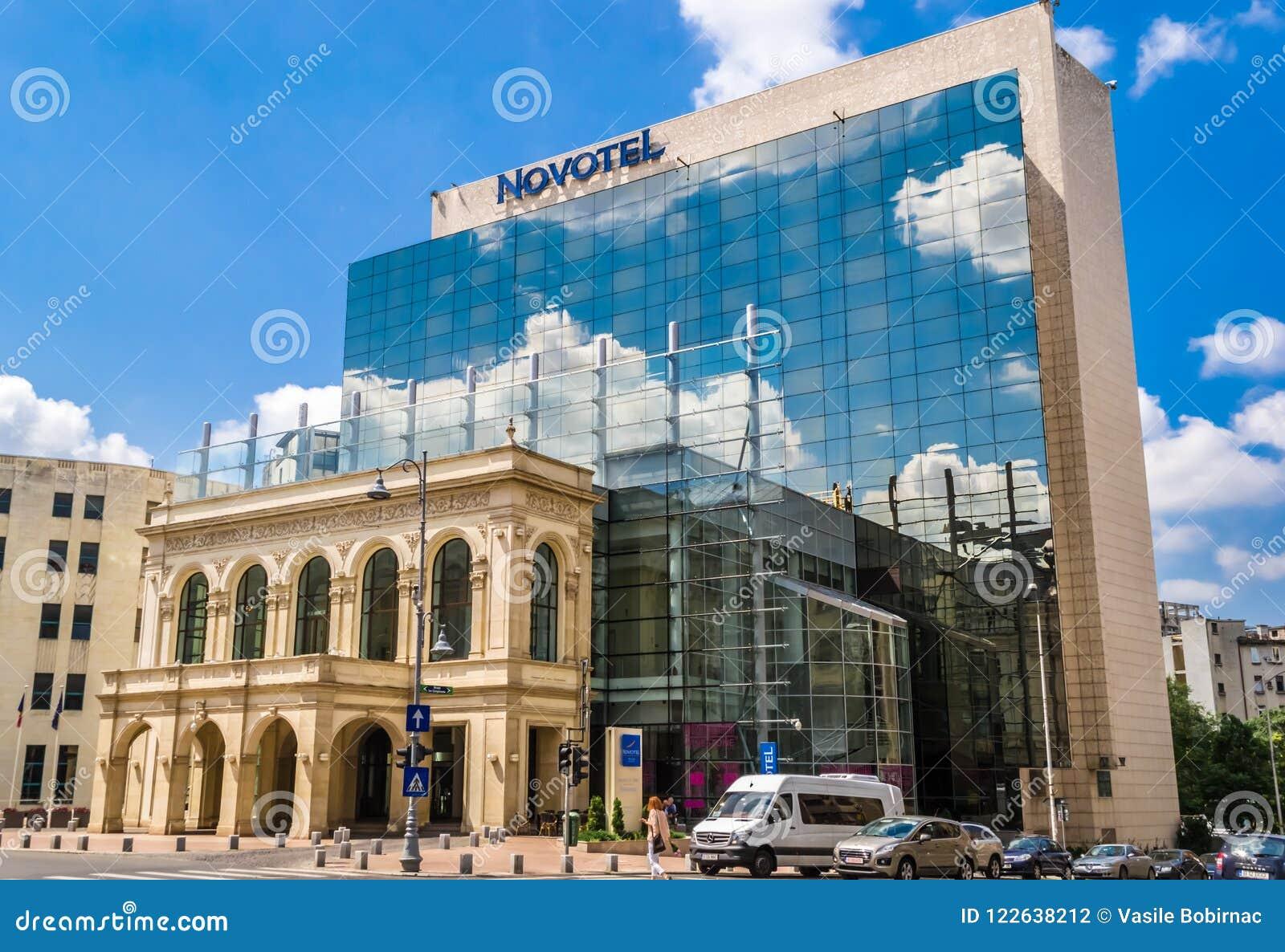 Гостиница Novotel