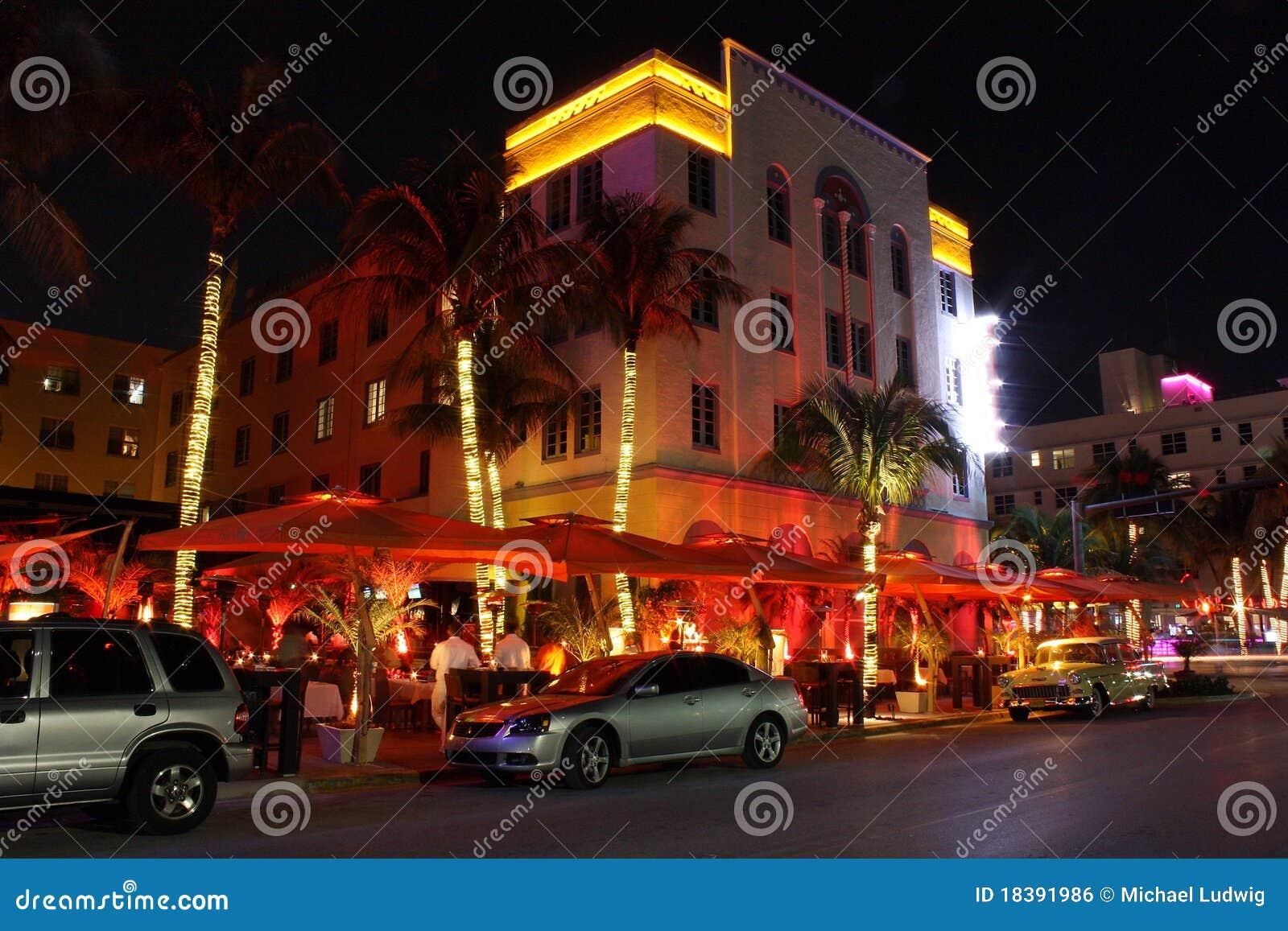гостиницы miami пляжа южный