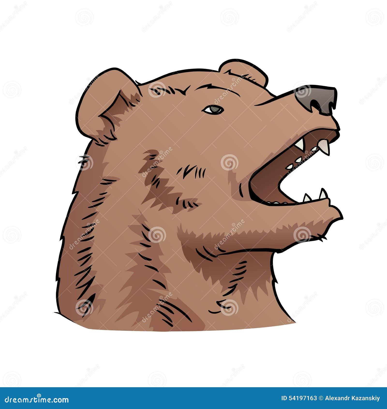 классные картинка голова медведя за кустом можно приготовить фигурным