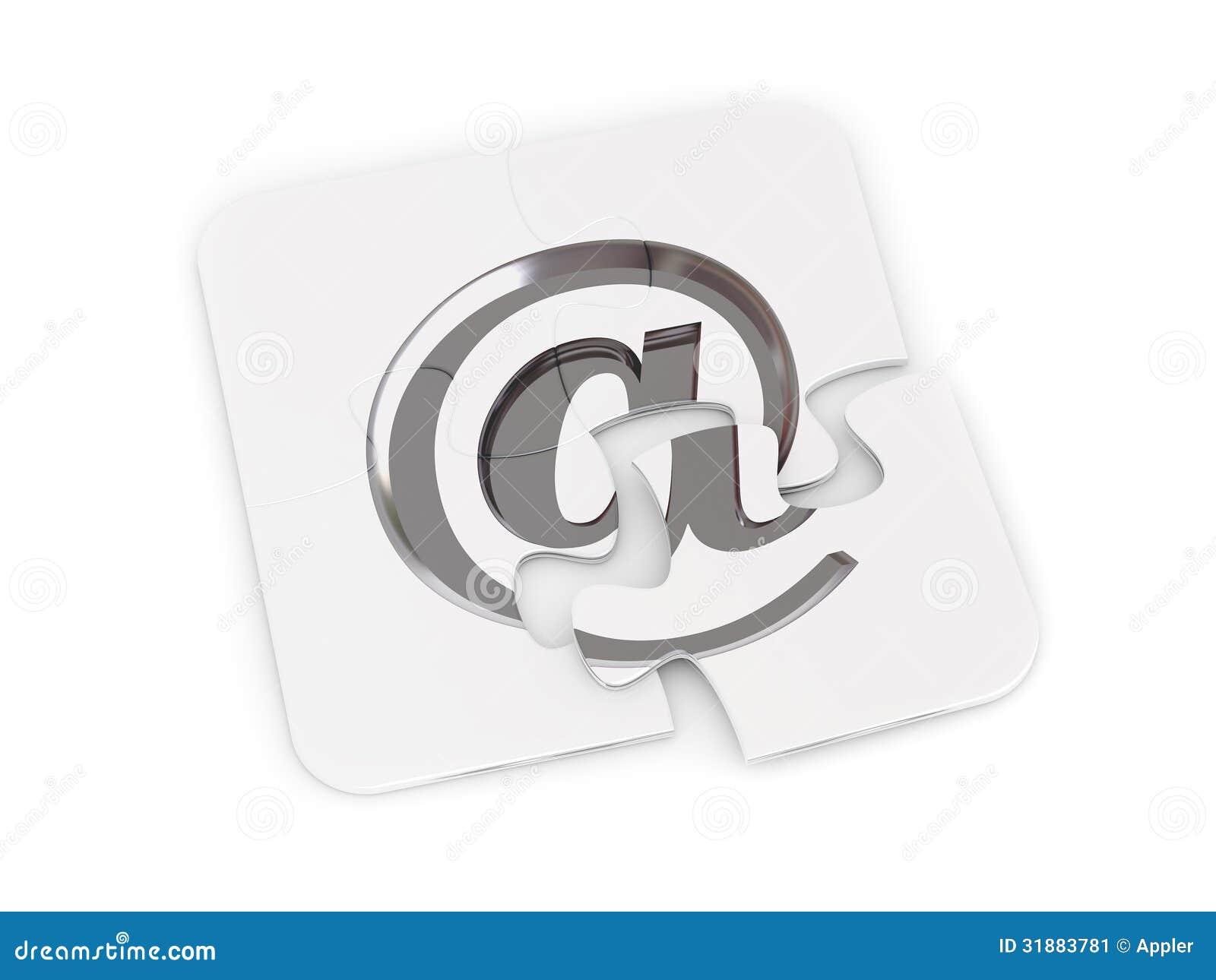 Головоломка псевдонима электронной почты хрома